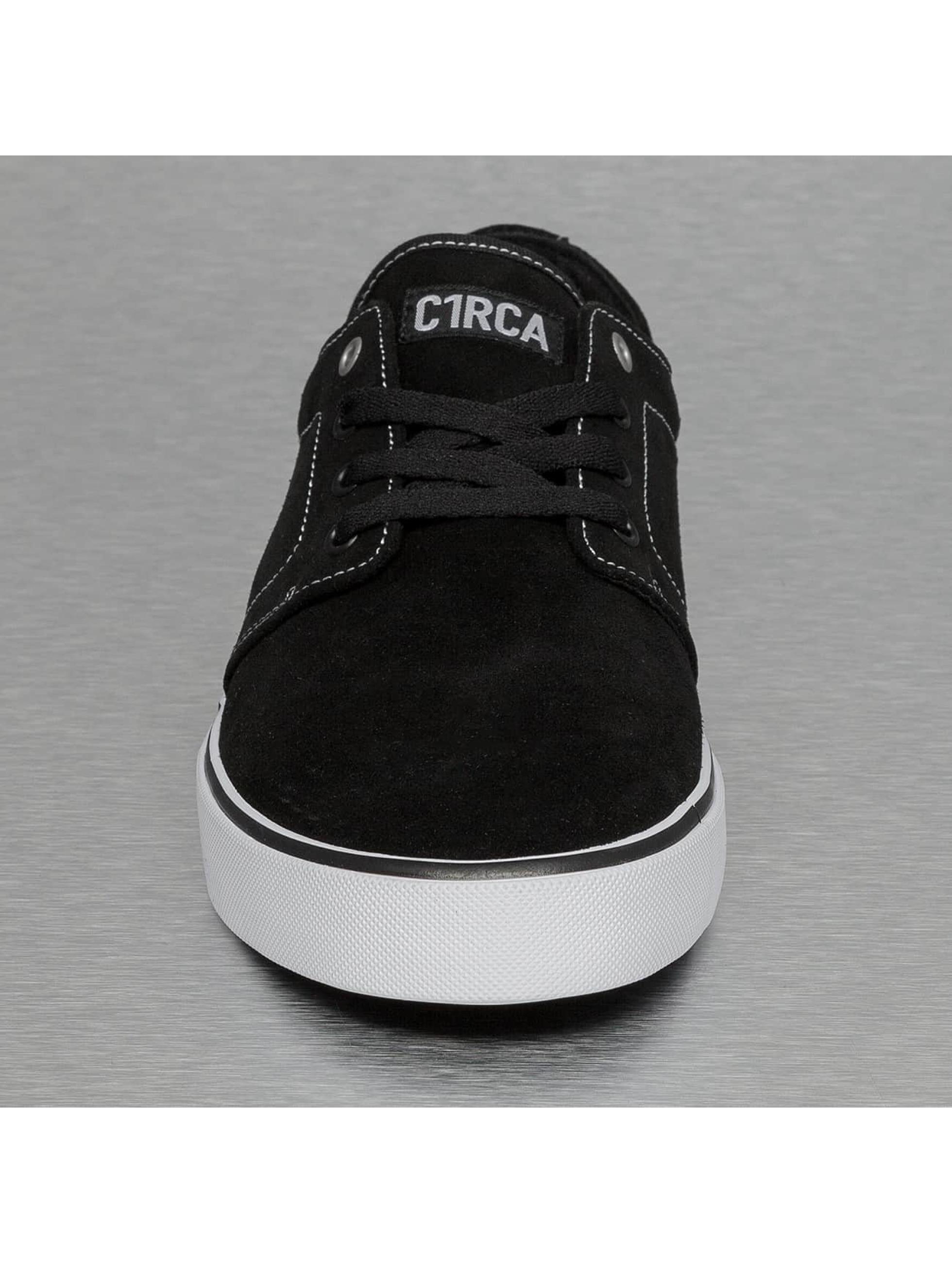 C1RCA Сникеры Drifter черный