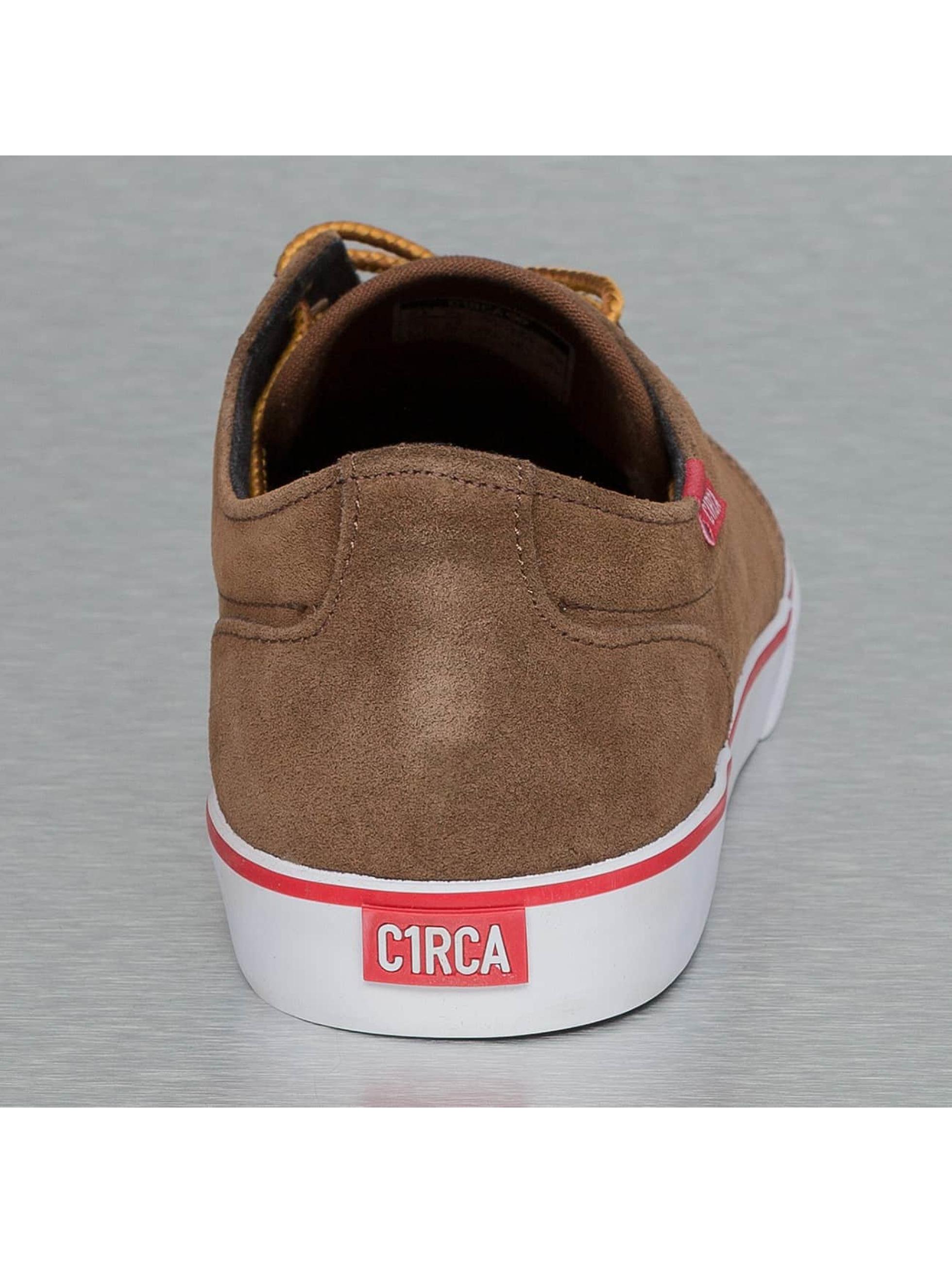 C1RCA Sneaker Drifter braun