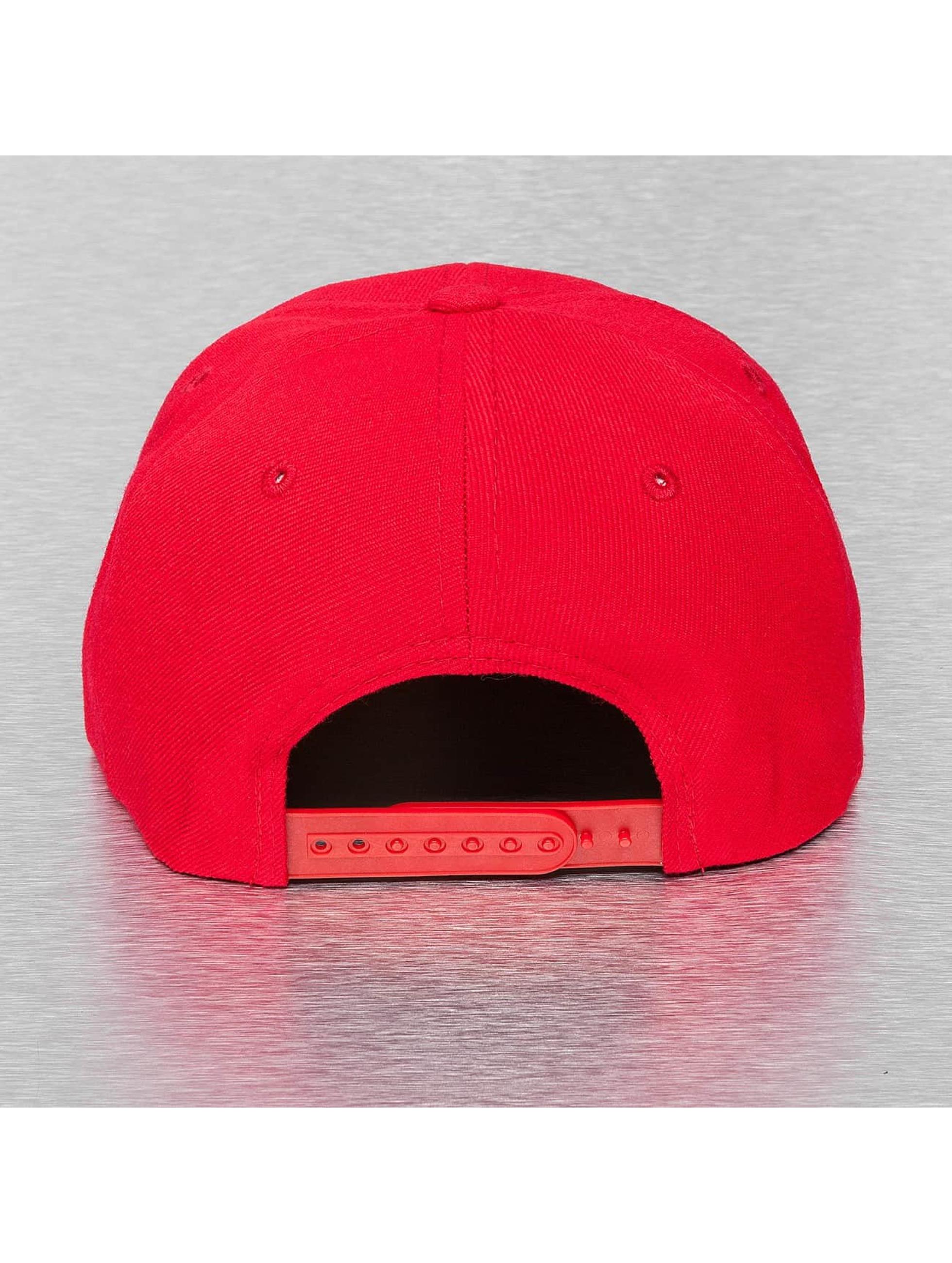 Cap Crony Кепка с застёжкой Acrylic Vinyl красный