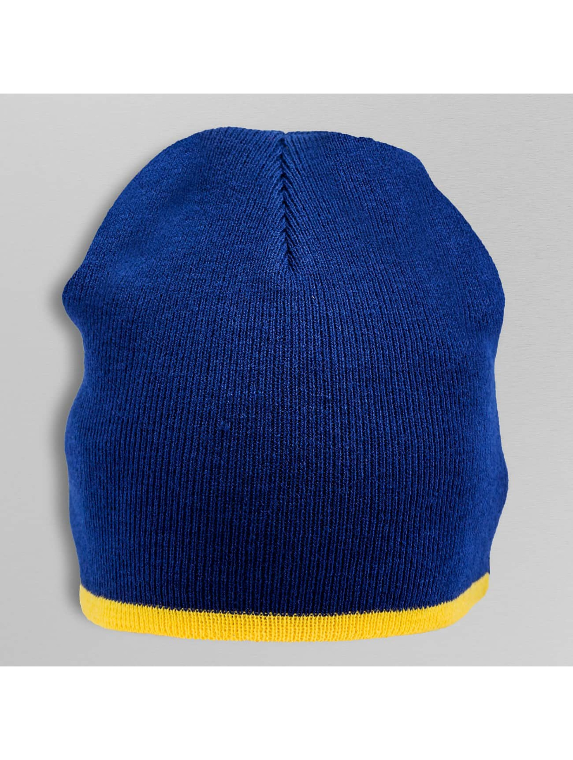 Cap Crony Beanie Single Striped blau