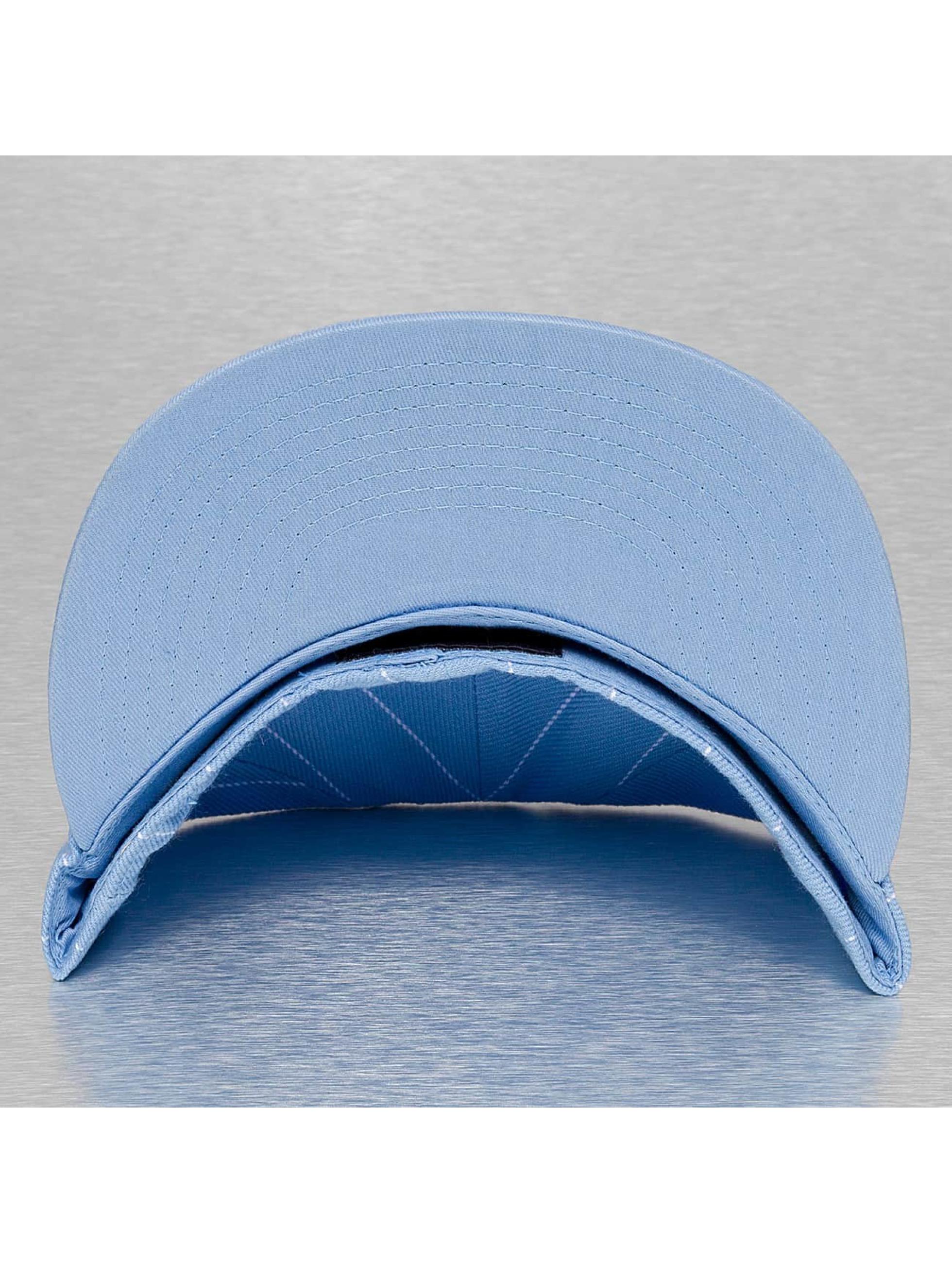 Cap Crony Fitted Cap Pin Striped blauw