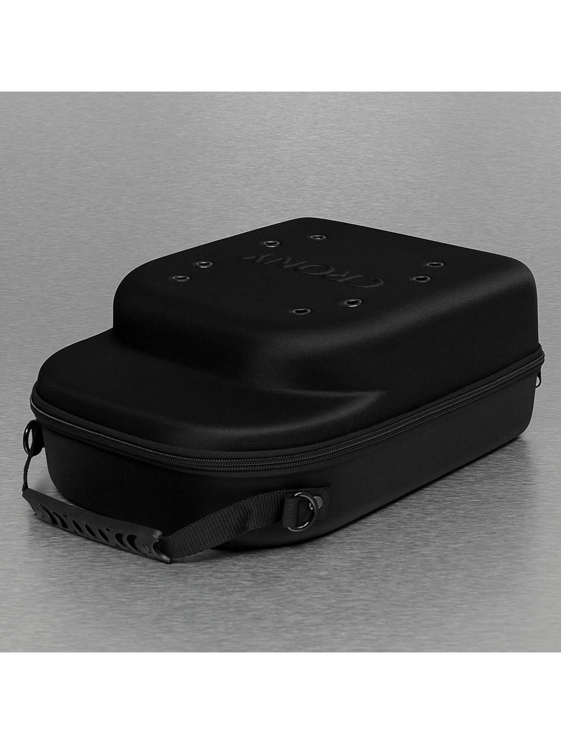 Cap Crony Laukut ja treenikassit 6K Carrier Travel Box musta