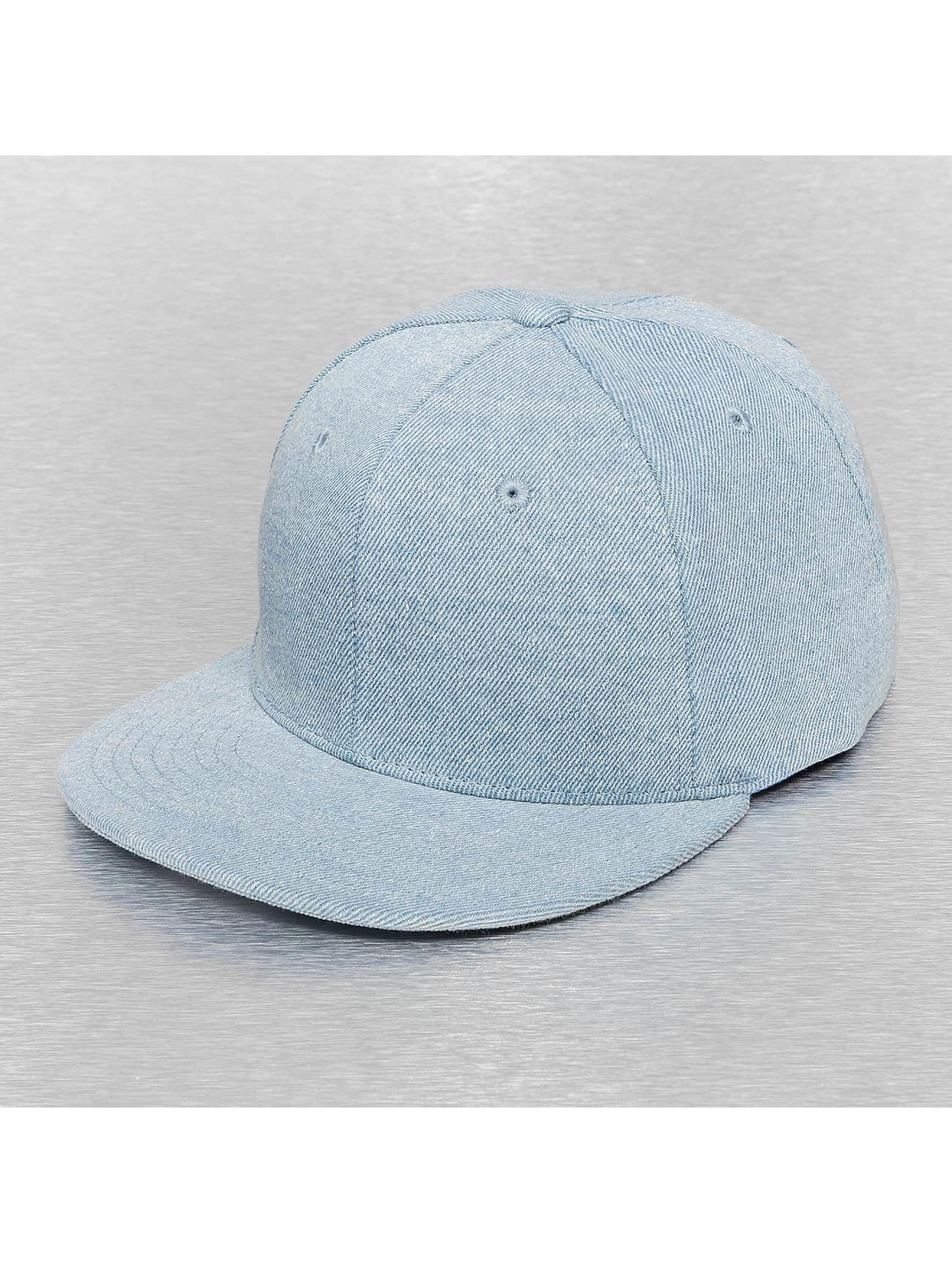 Cap Crony Snapback Cap Denim blau