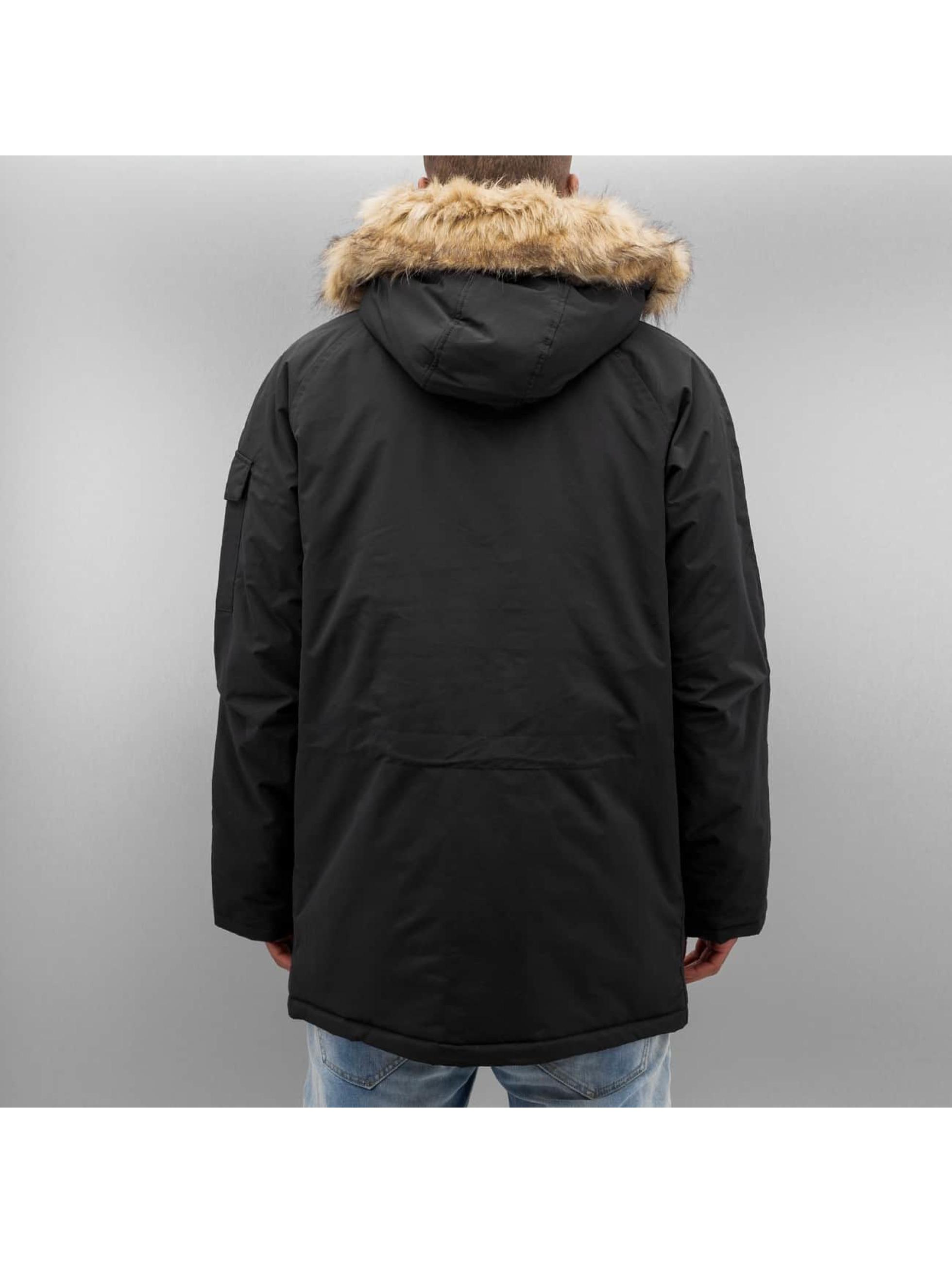 Carhartt WIP Зимняя куртка Anchorage черный