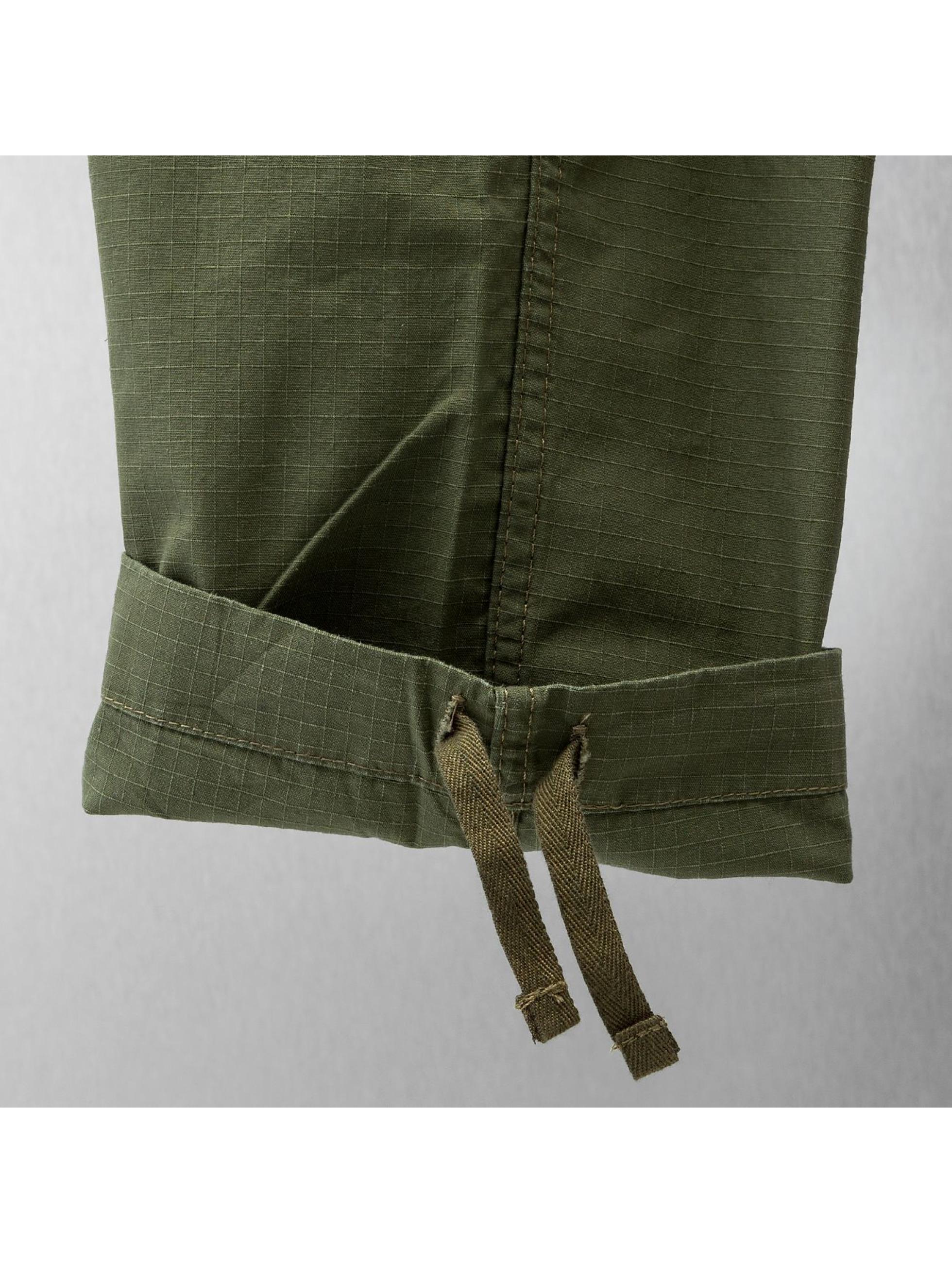 Carhartt WIP Карго Columbia Regular Fit зеленый