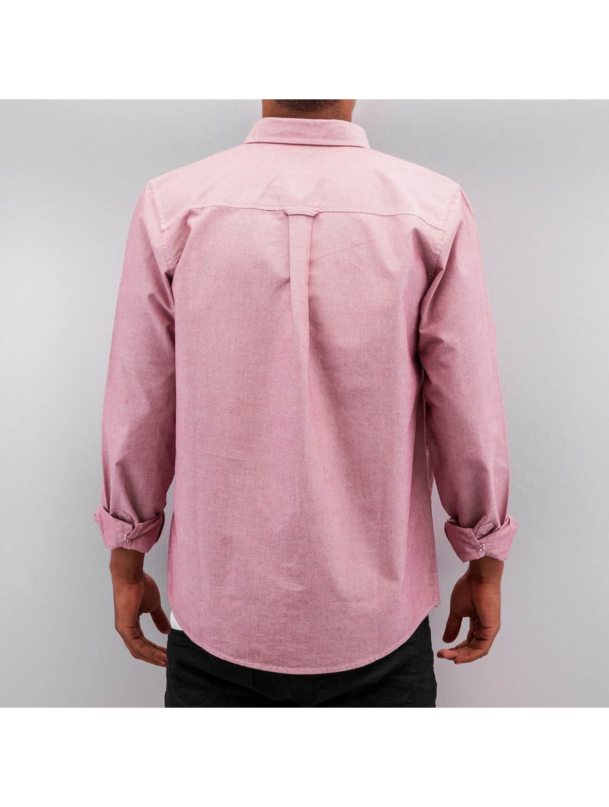 Carhartt WIP Рубашка Rogers Cotton Oxford коричневый