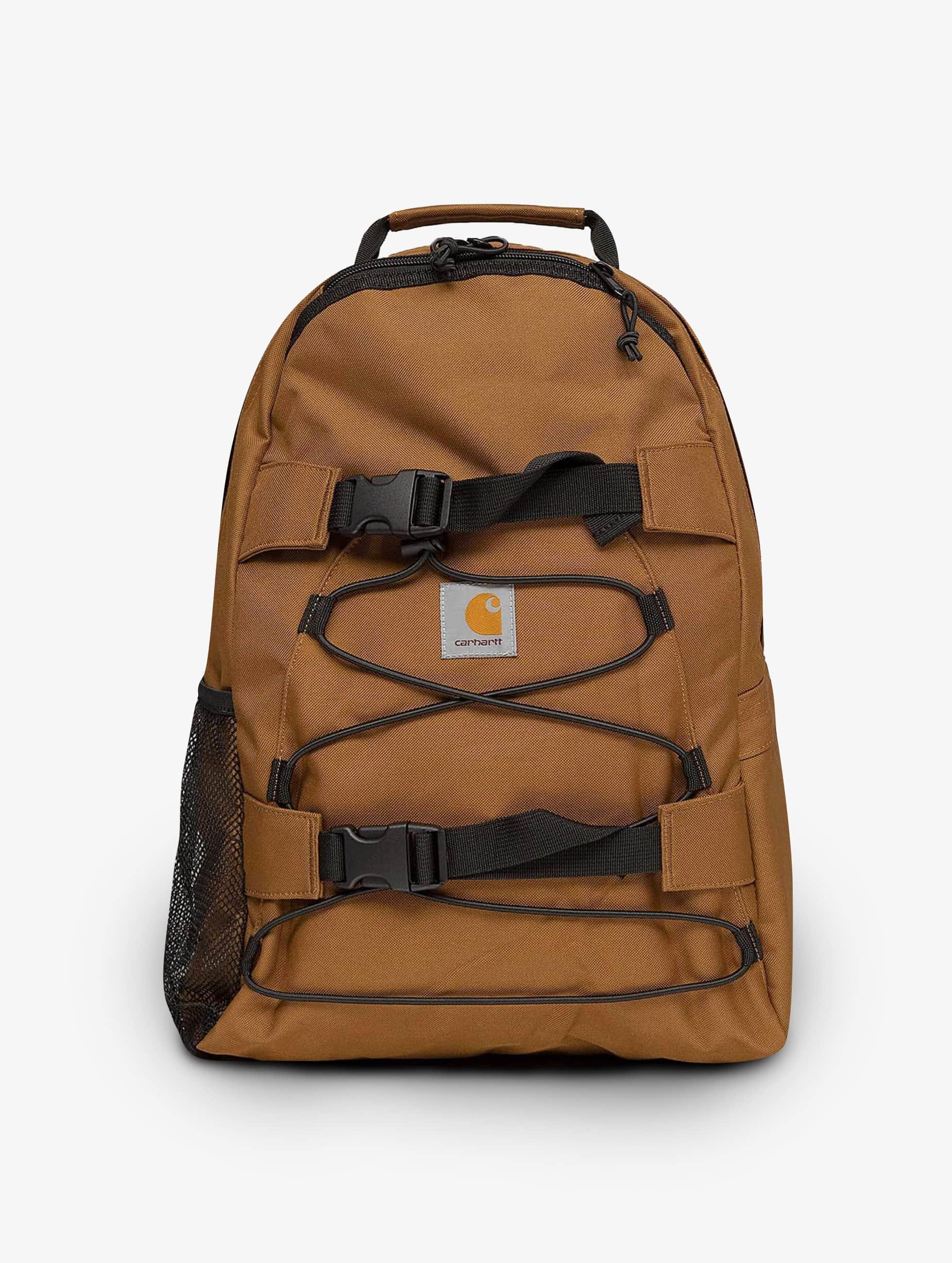 Carhartt WIP Рюкзак Kickflip коричневый