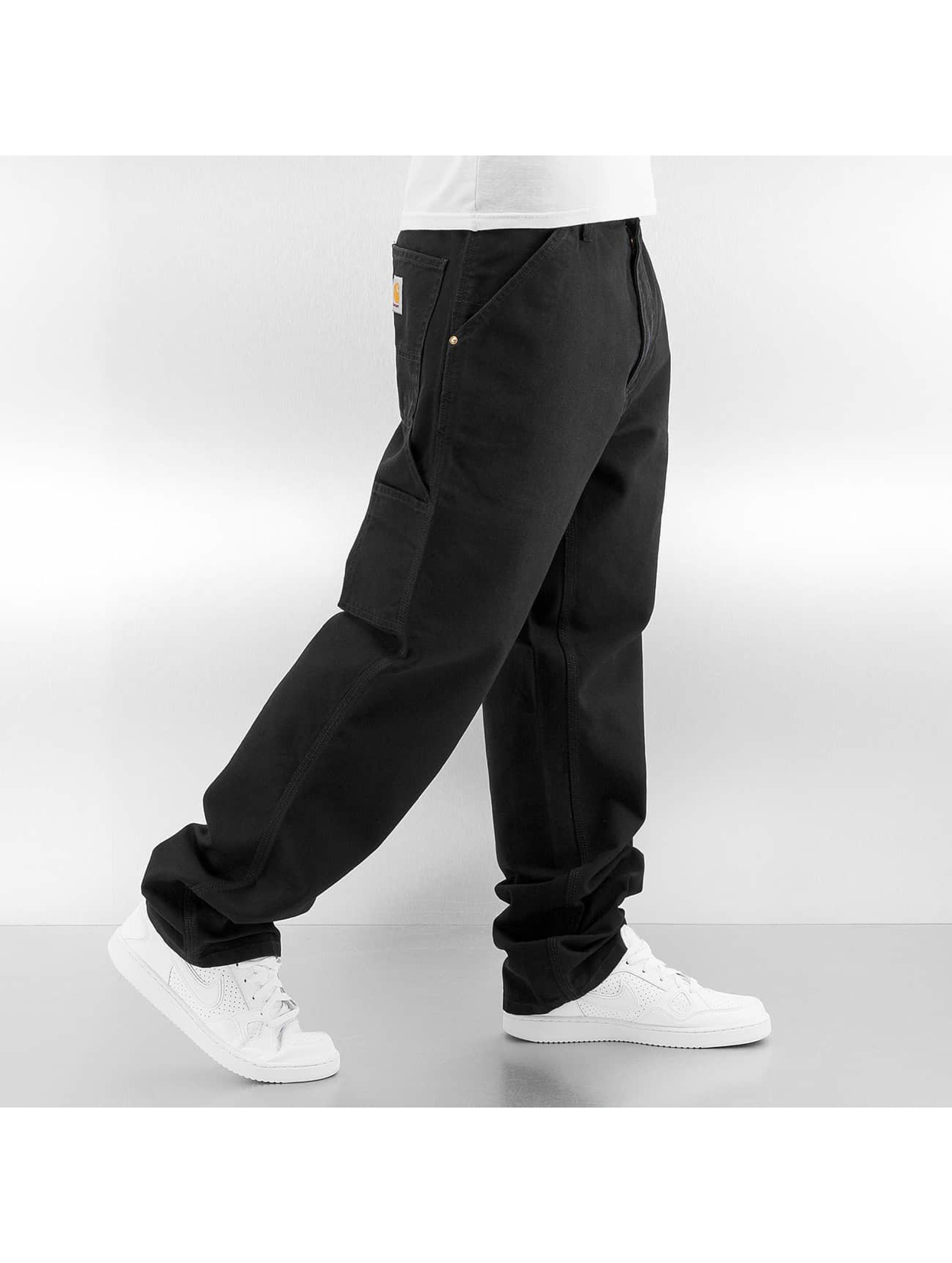 Carhartt WIP Чинос Turner Single Knee черный