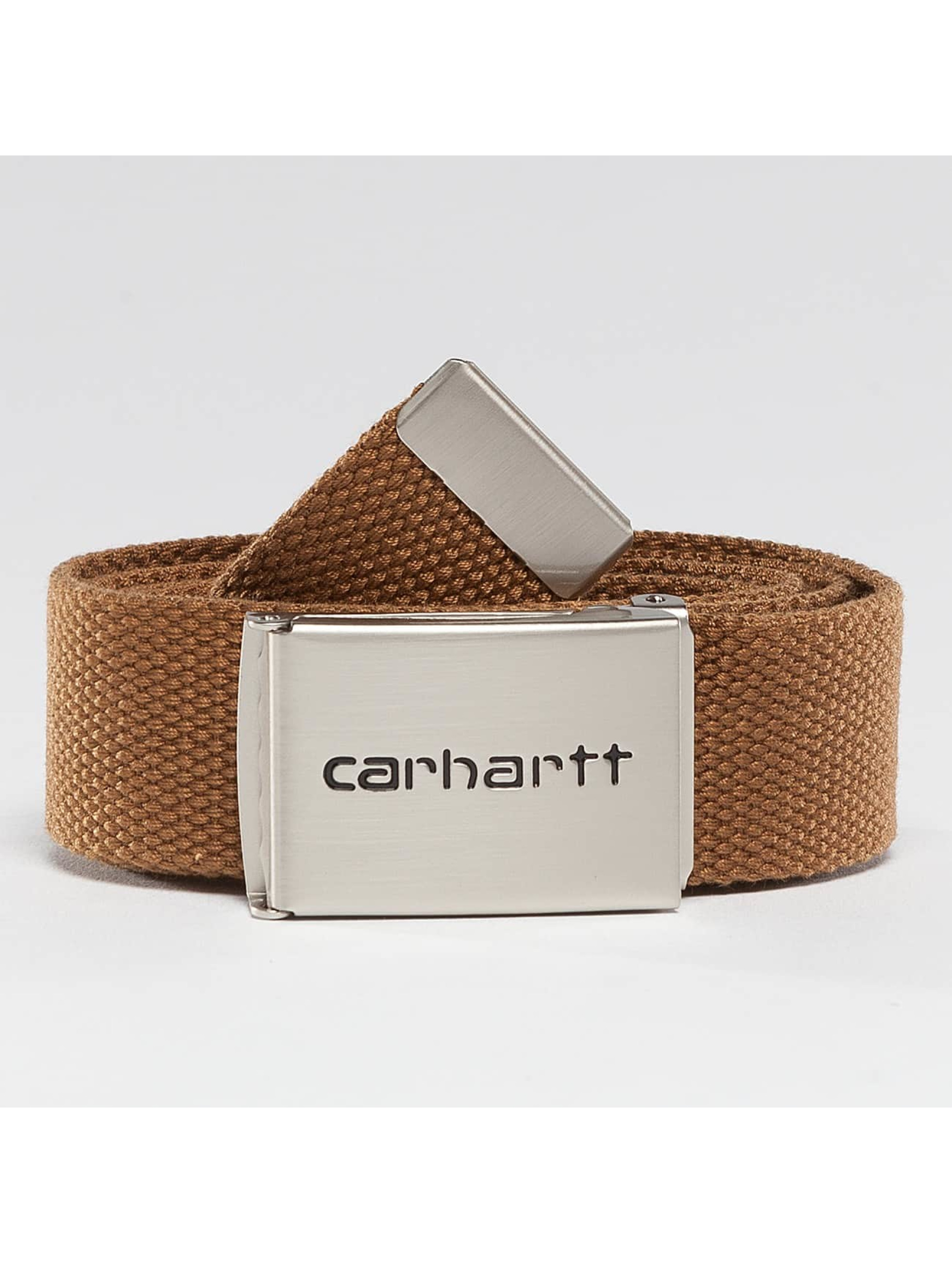 Carhartt WIP Belts Clip brun