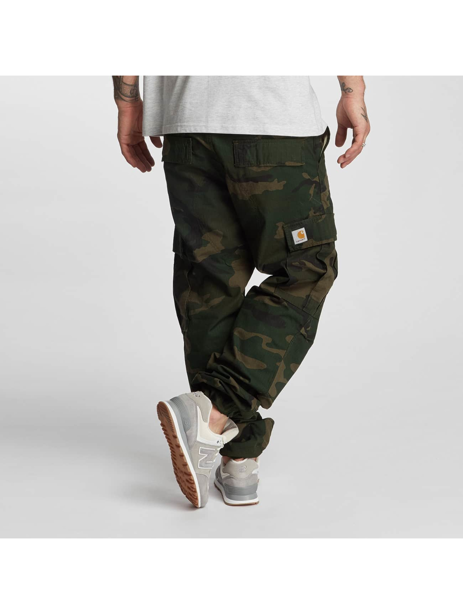 Carhartt WIP Cargo pants Columbia Regular Fit Cargo camouflage
