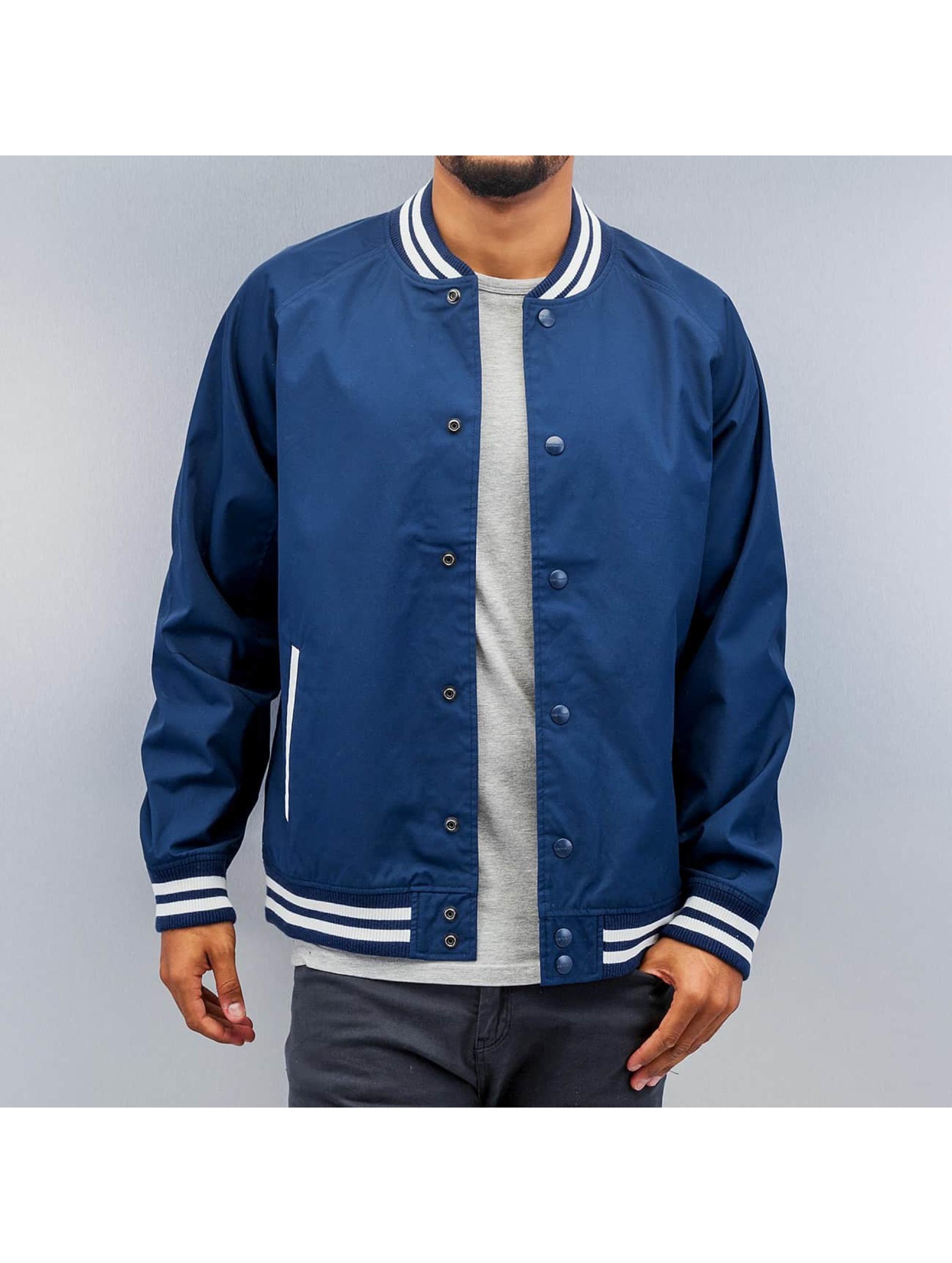 Carhartt WIP College Jacke Atlanta blau