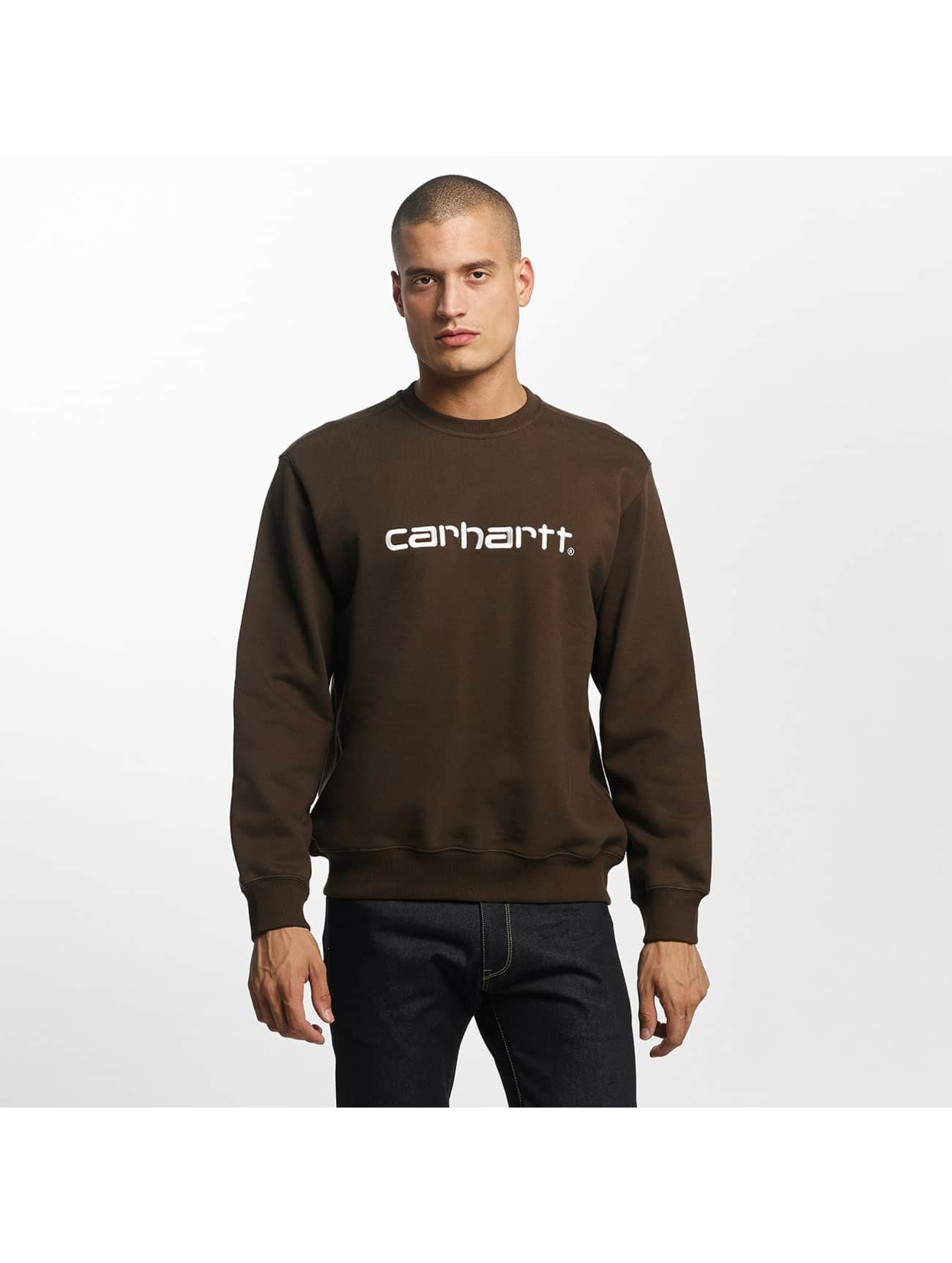 Carhartt WIP Gensre frequenzy brun