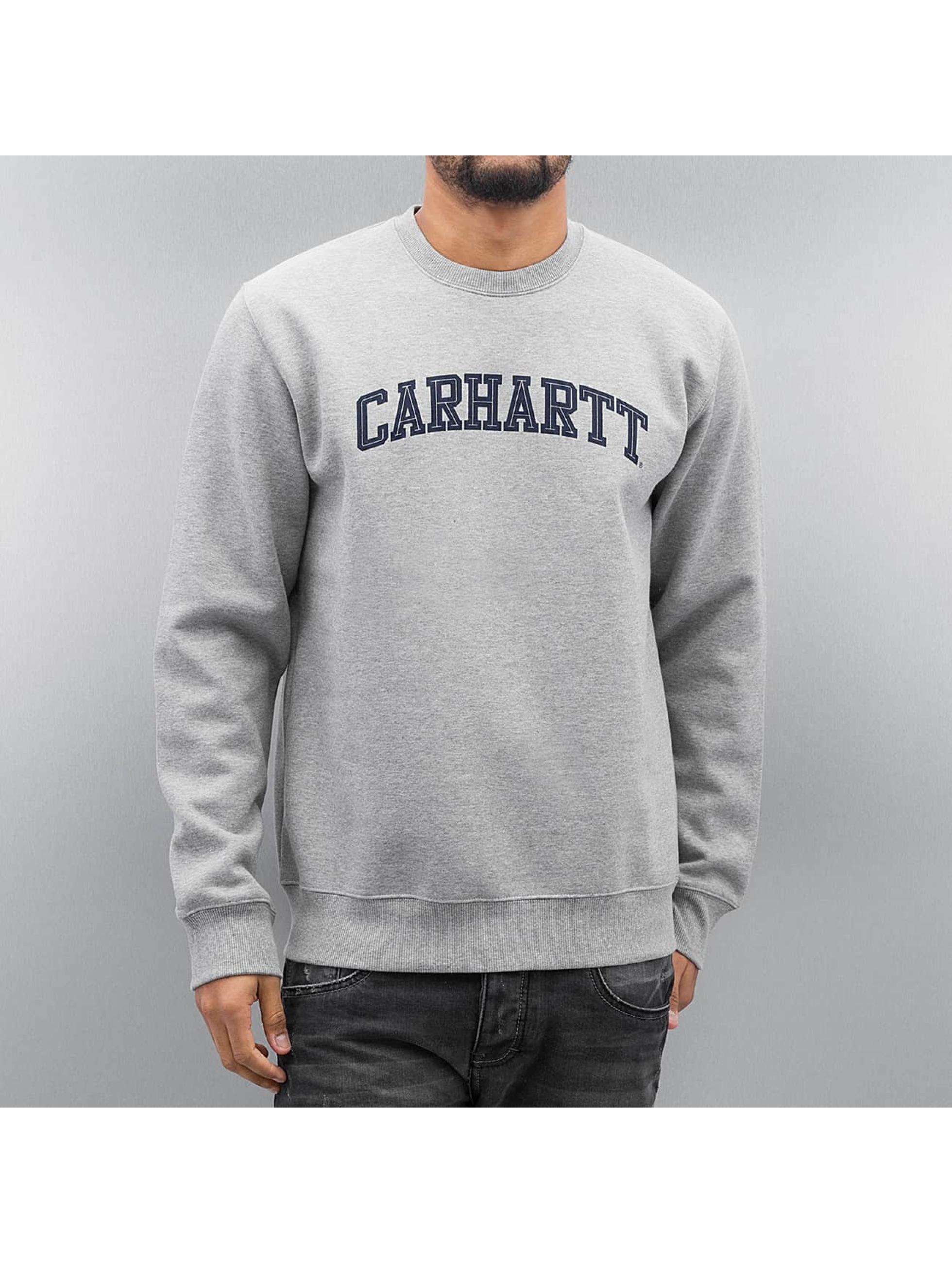Carhartt WIP Jumper Yale grey