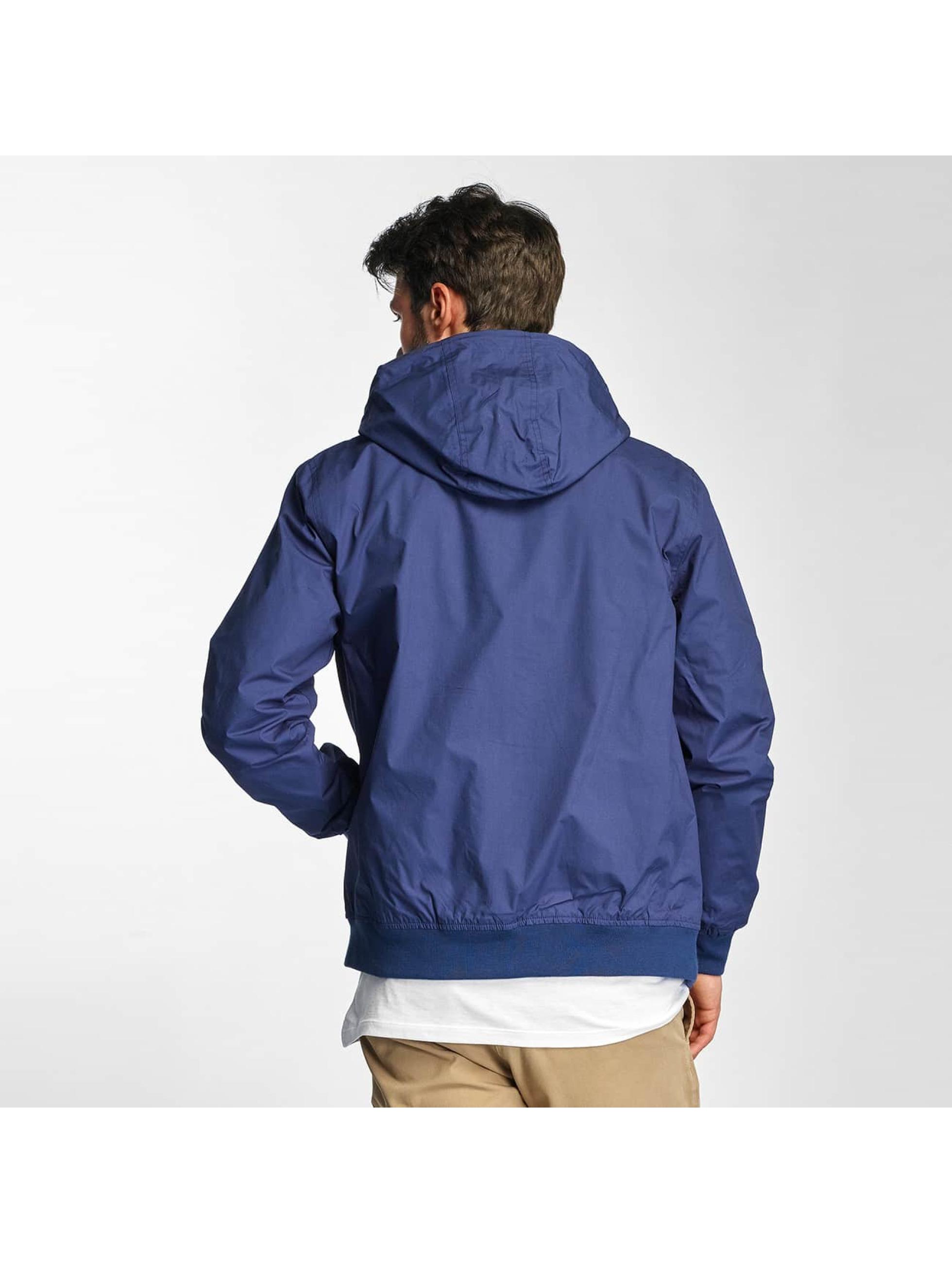 Carhartt WIP Lightweight Jacket Marsh Cotton Poplin blue