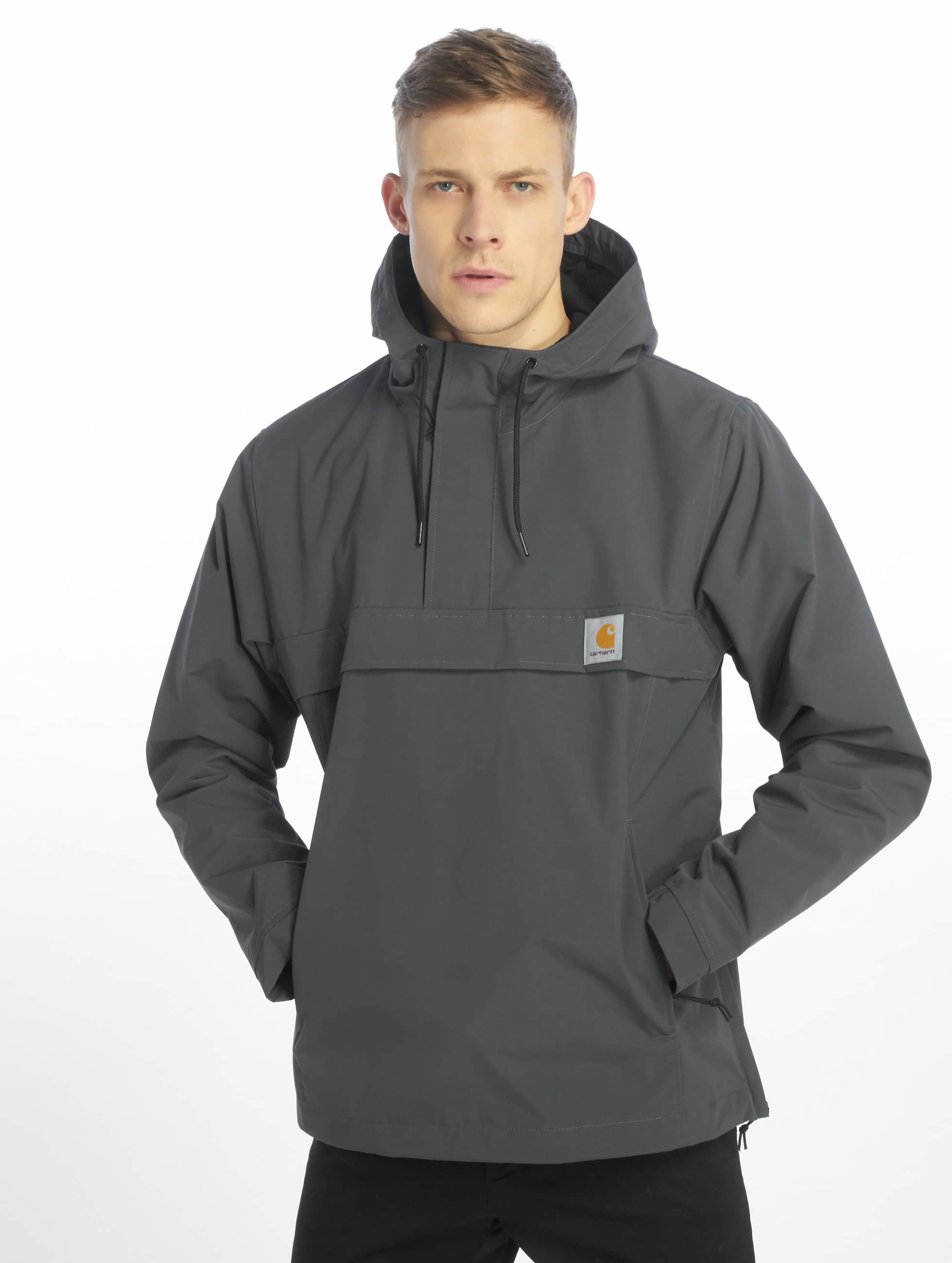 Carhartt WIP Lightweight Jacket Nimbus grey