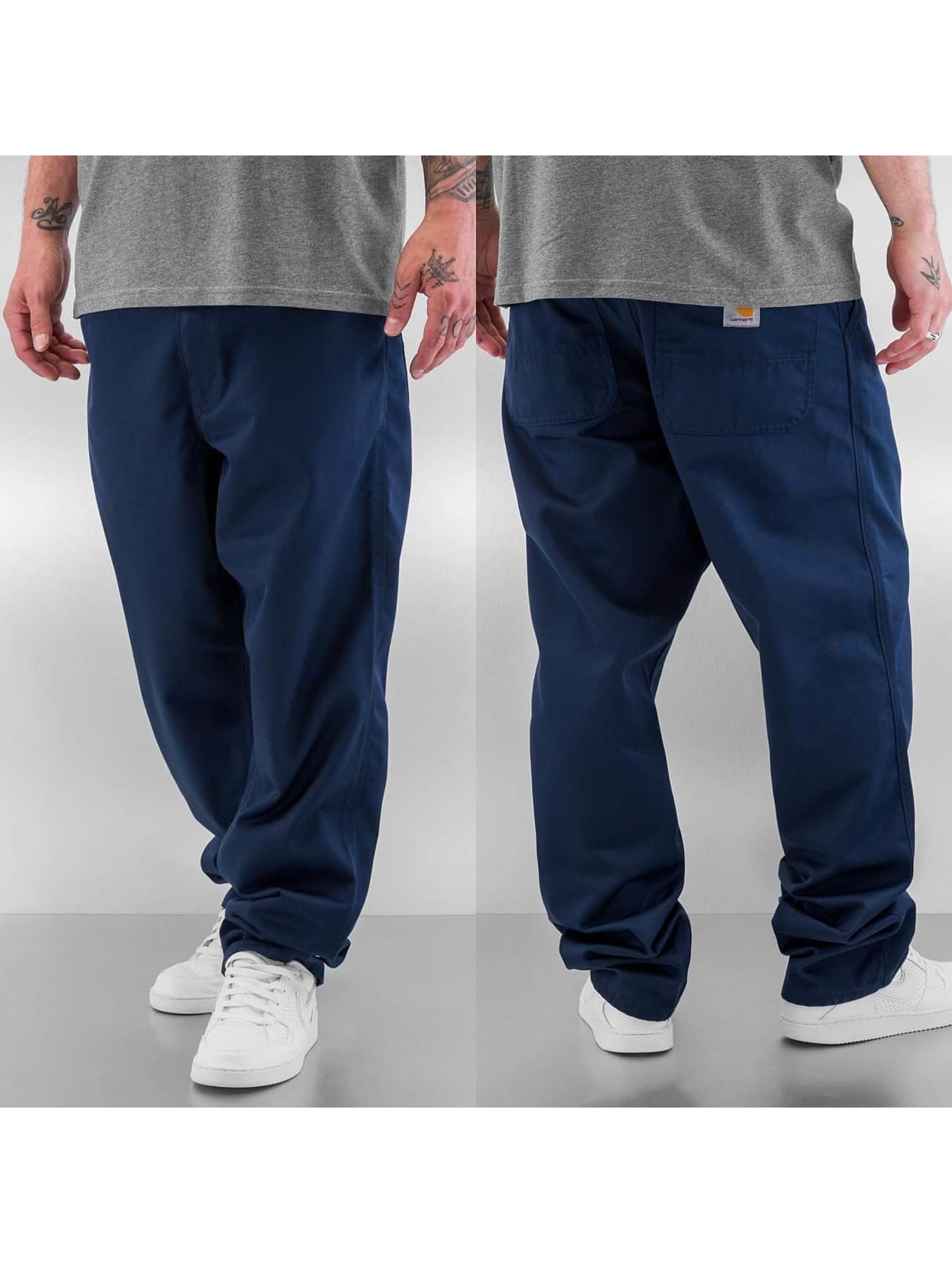 Carhartt WIP Loose Fit Jeans Denison Twill Simple blau