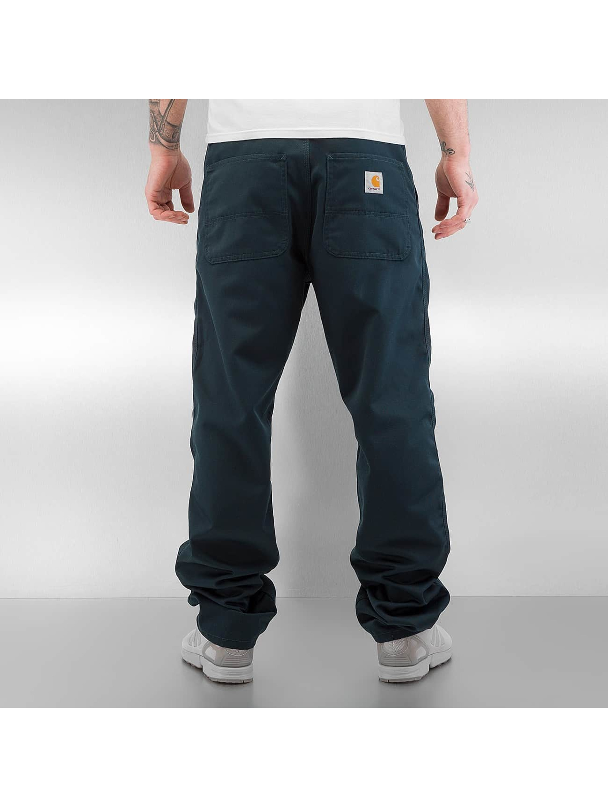 Carhartt WIP Loose Fit Jeans Denison blue