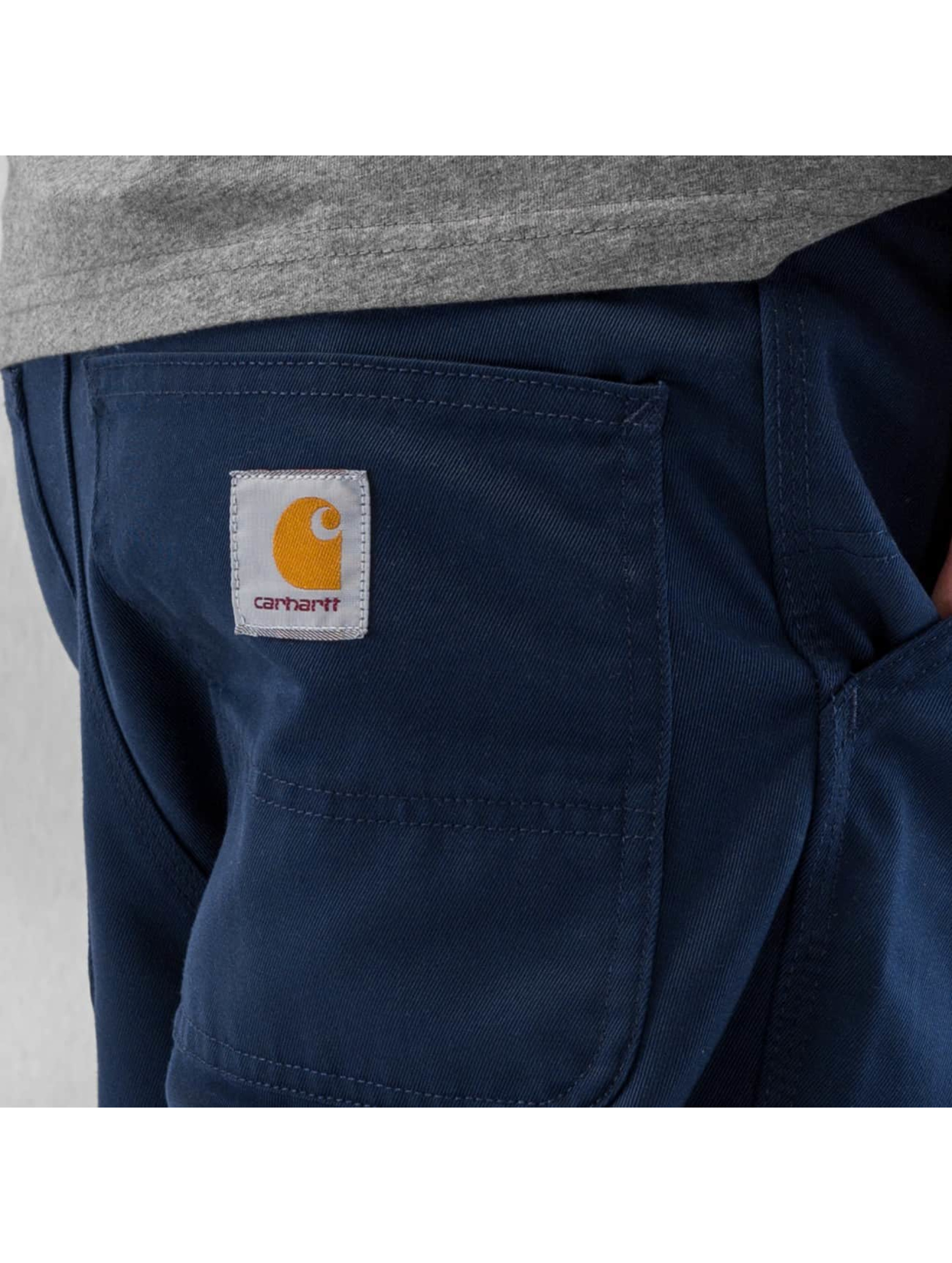 Carhartt WIP Loose Fit Jeans Denison Twill Simple niebieski