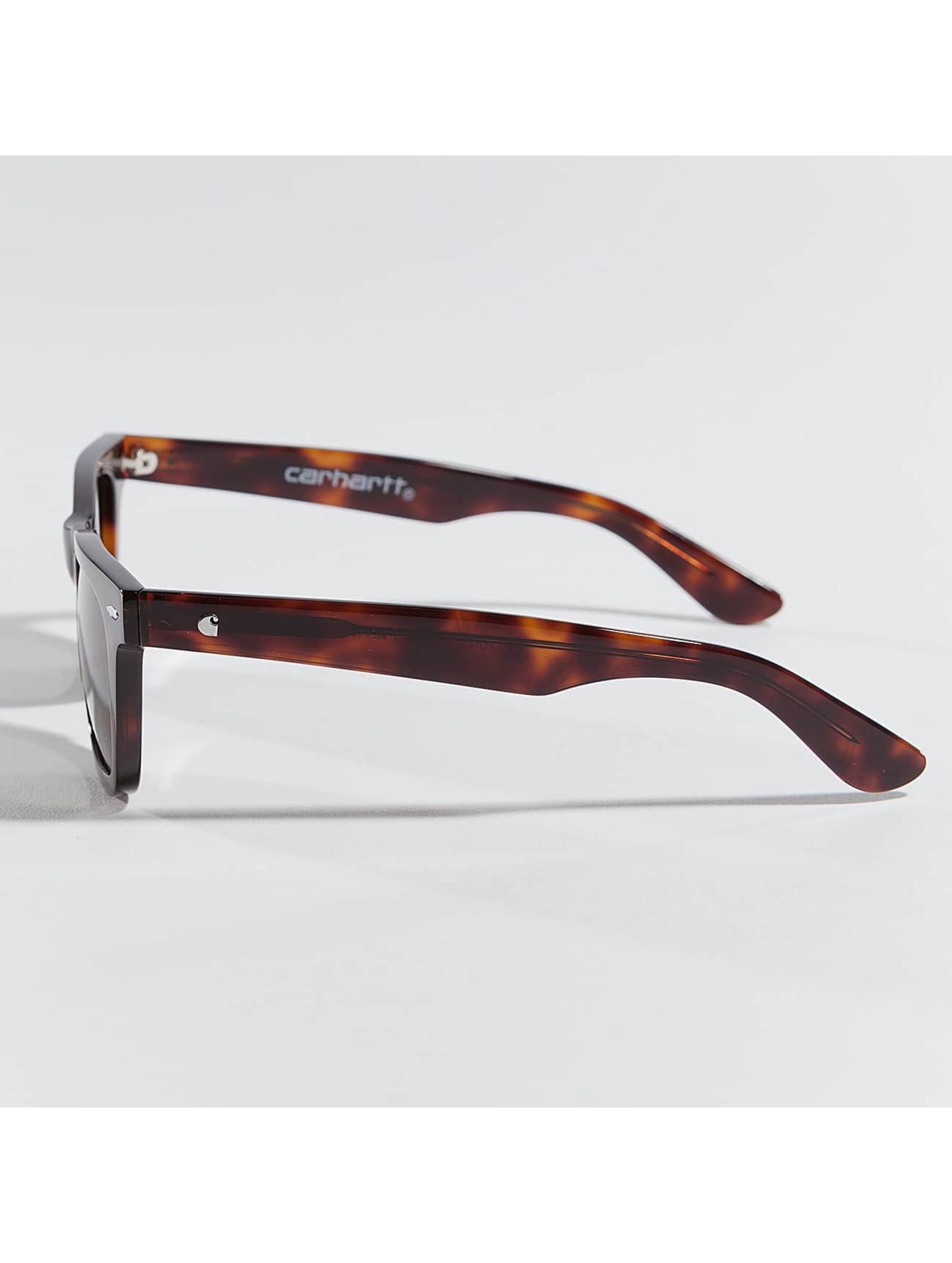 Carhartt WIP Okulary Fanton brazowy