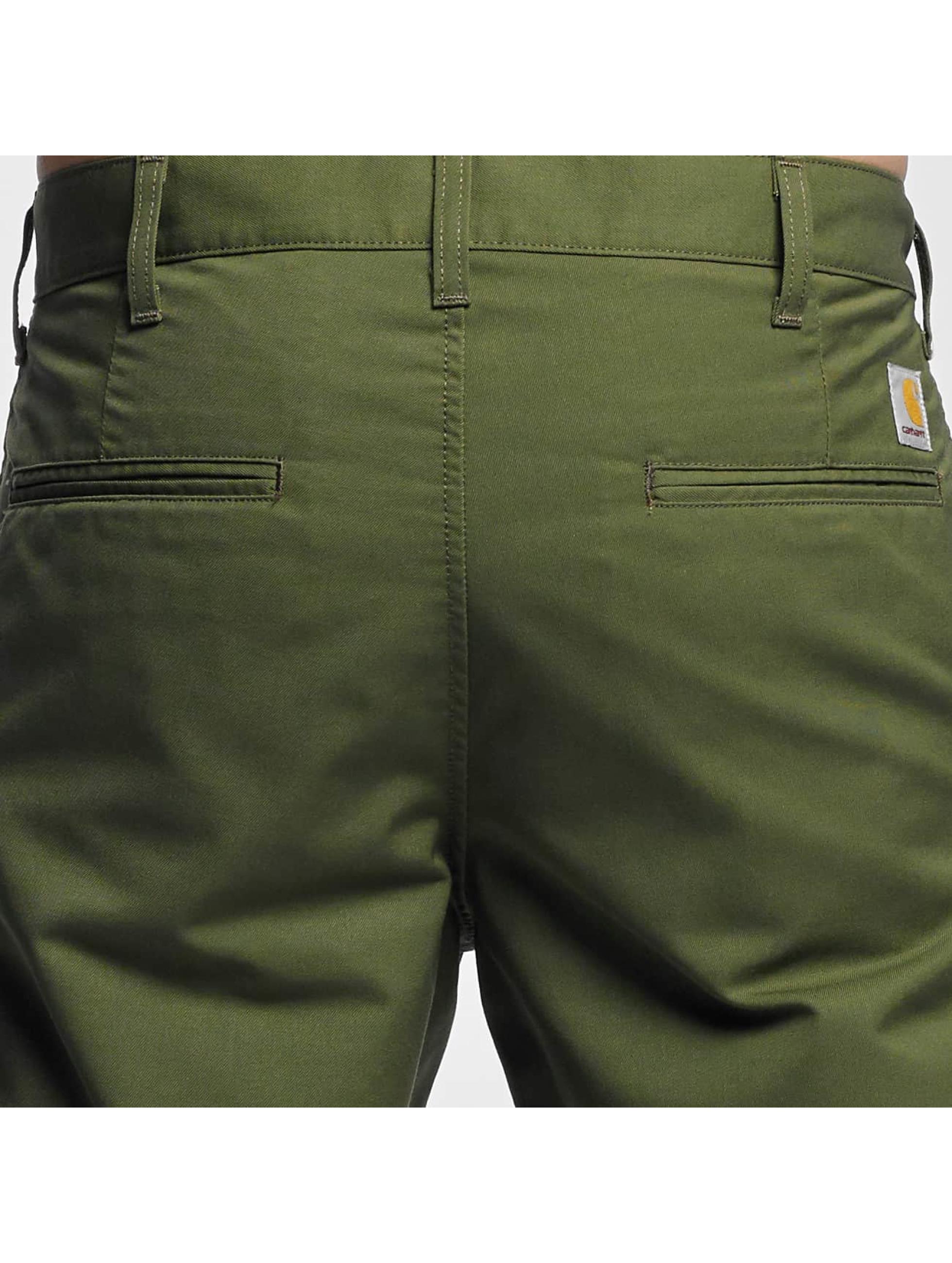 Carhartt WIP Short Presenter green