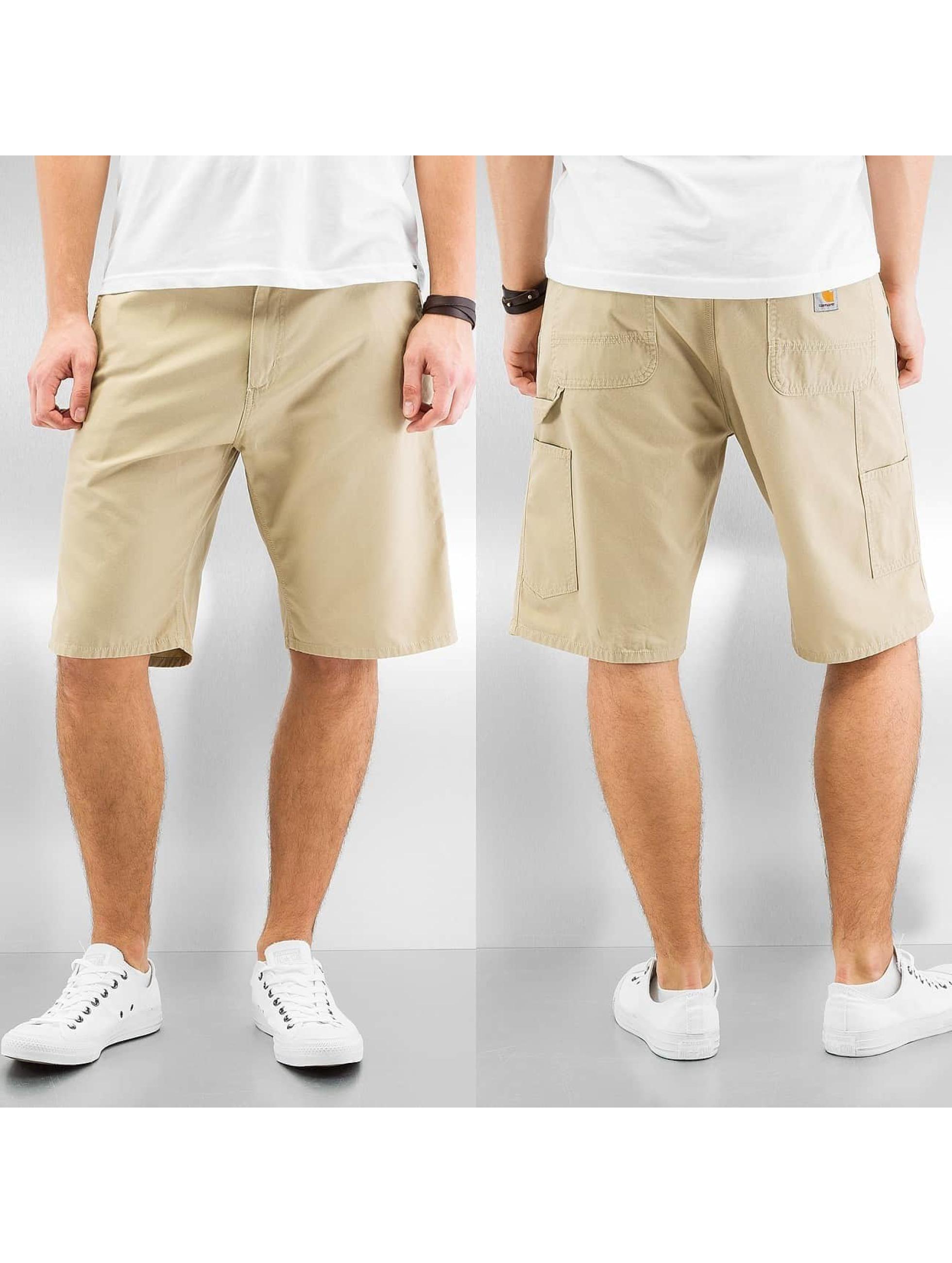 Carhartt WIP Shorts Anderson Ruck beige