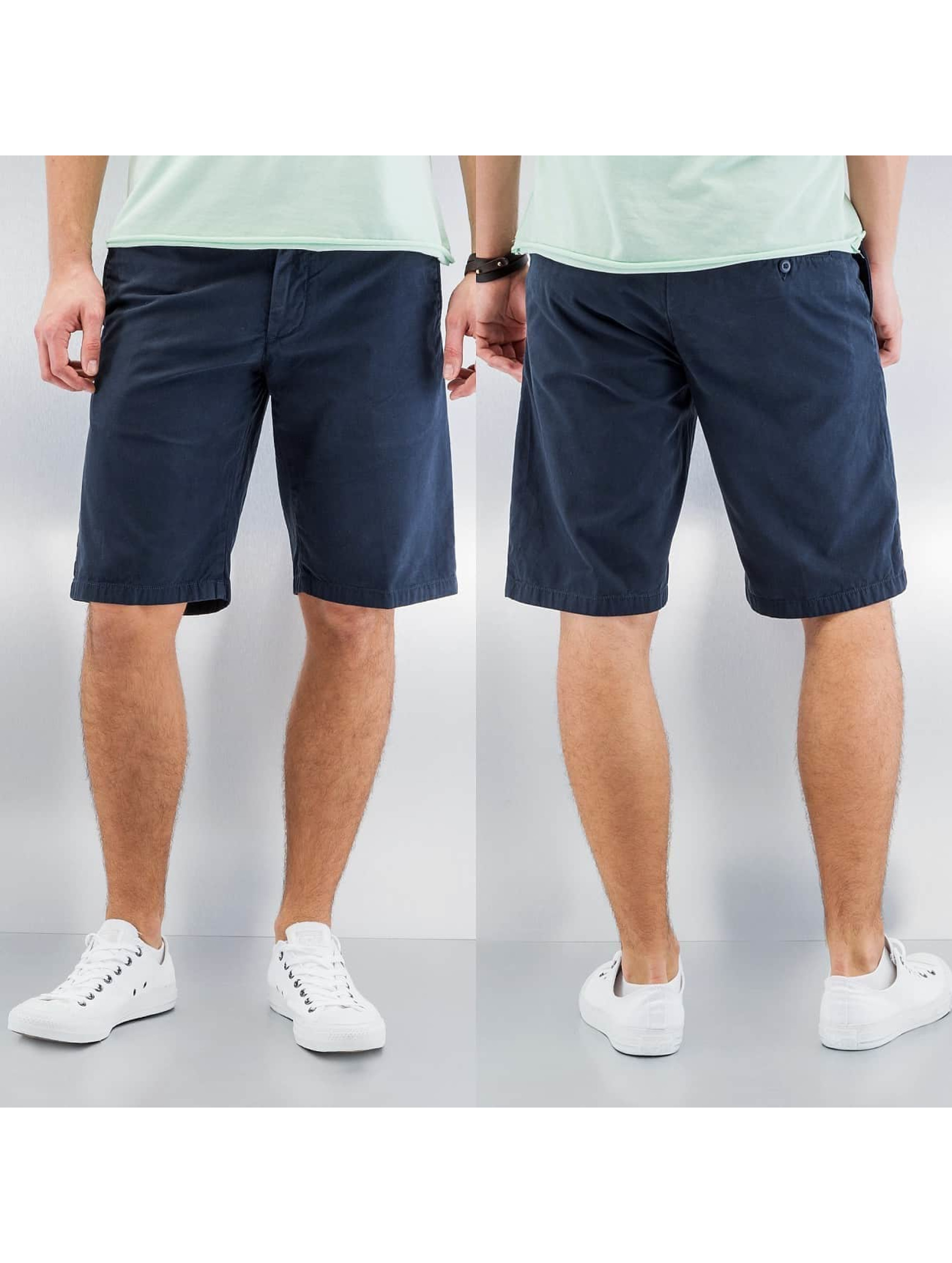 Carhartt WIP Shorts Midvale Johnson blau