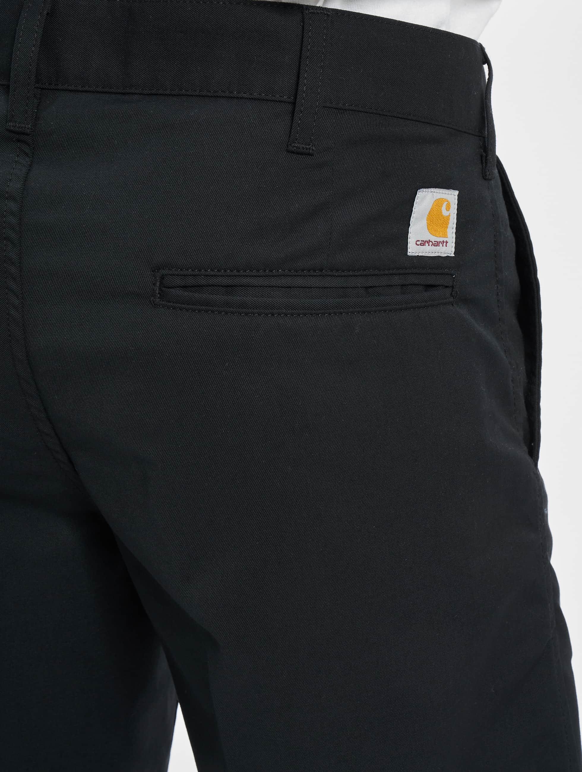 Carhartt WIP Shorts Presenter schwarz