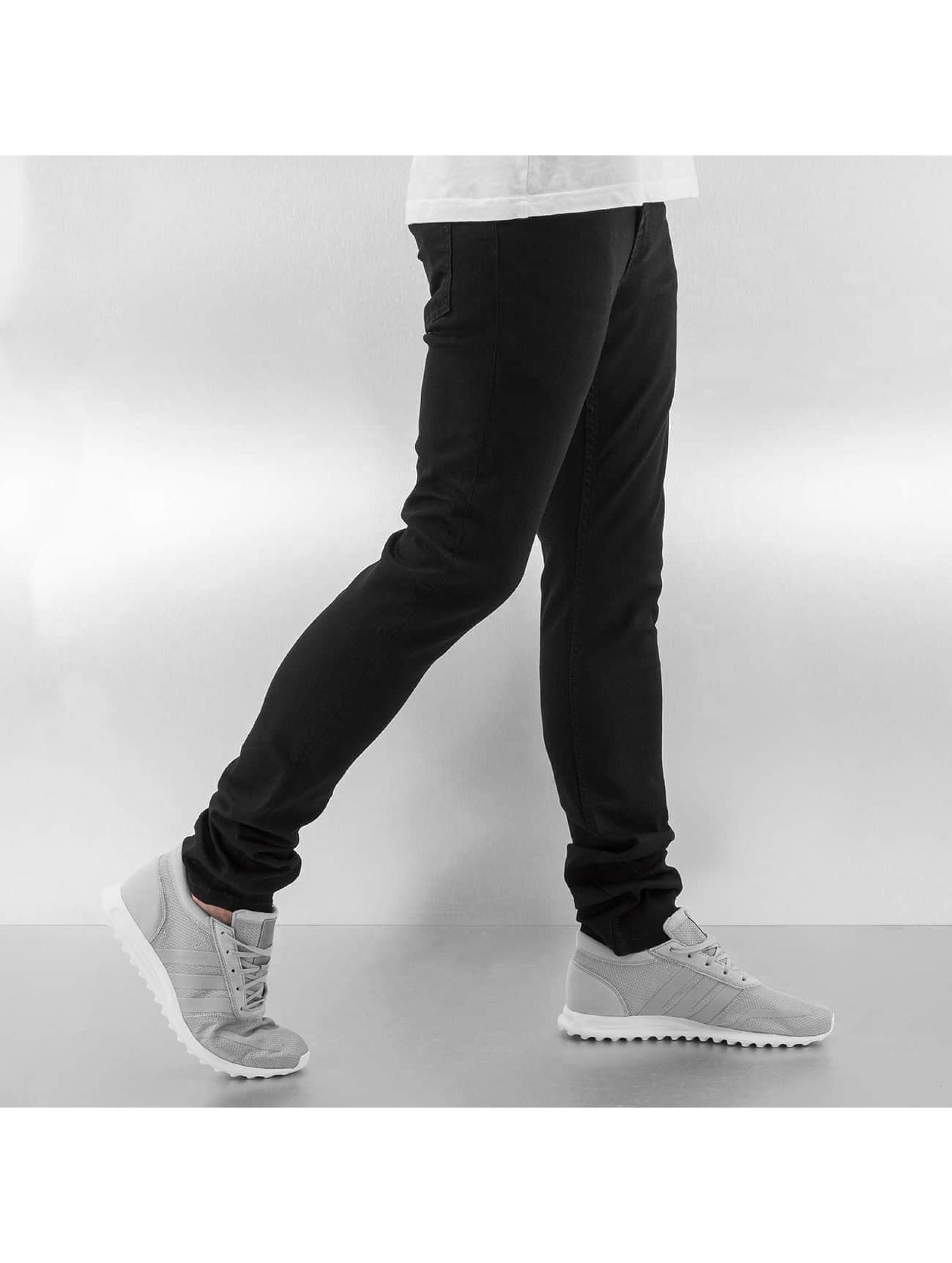 Carhartt WIP Skinny Jeans Blaine Stretch Denim Trevor black