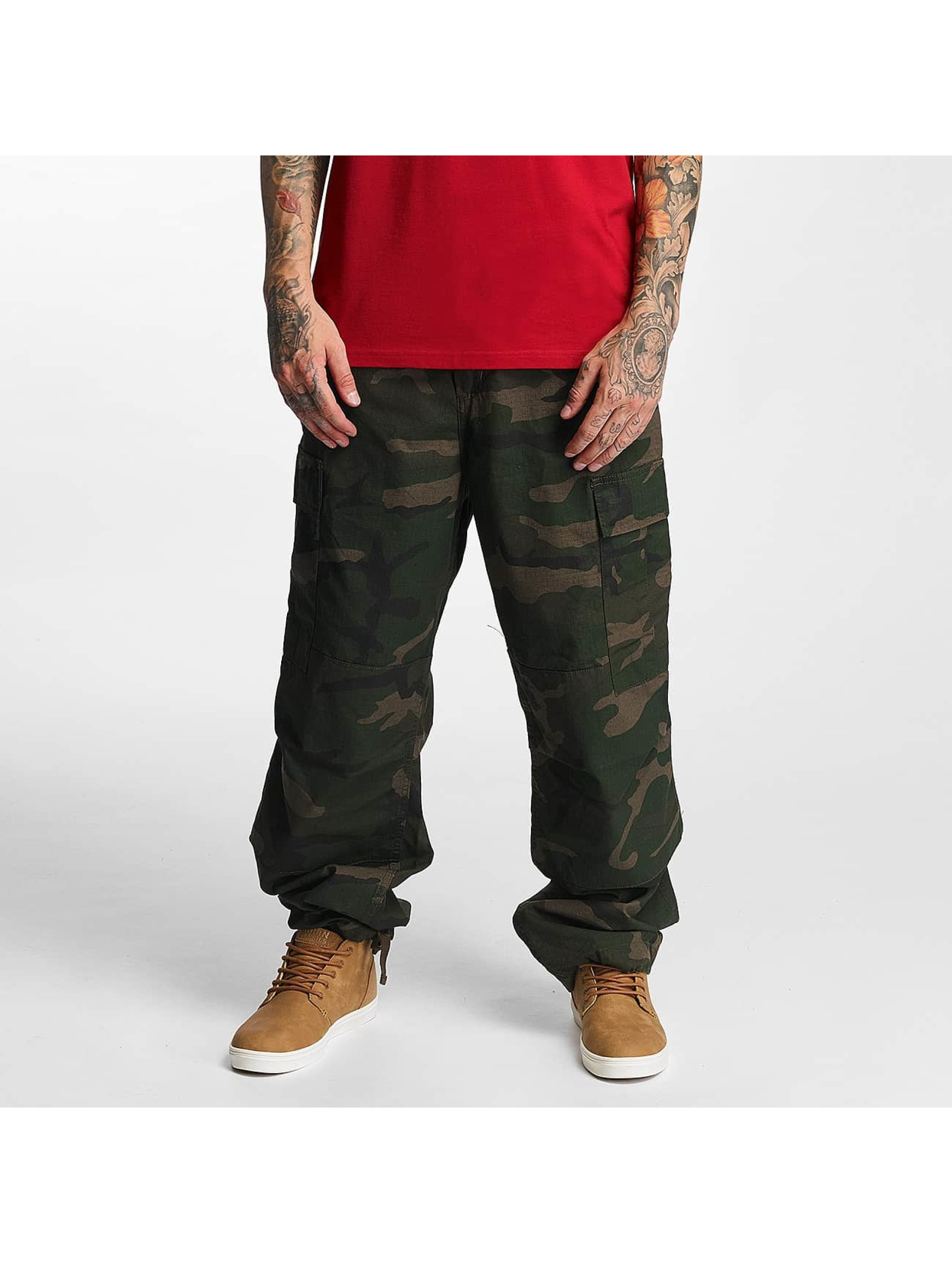 Carhartt WIP Spodnie Chino/Cargo Columbia Relaxed Fit moro