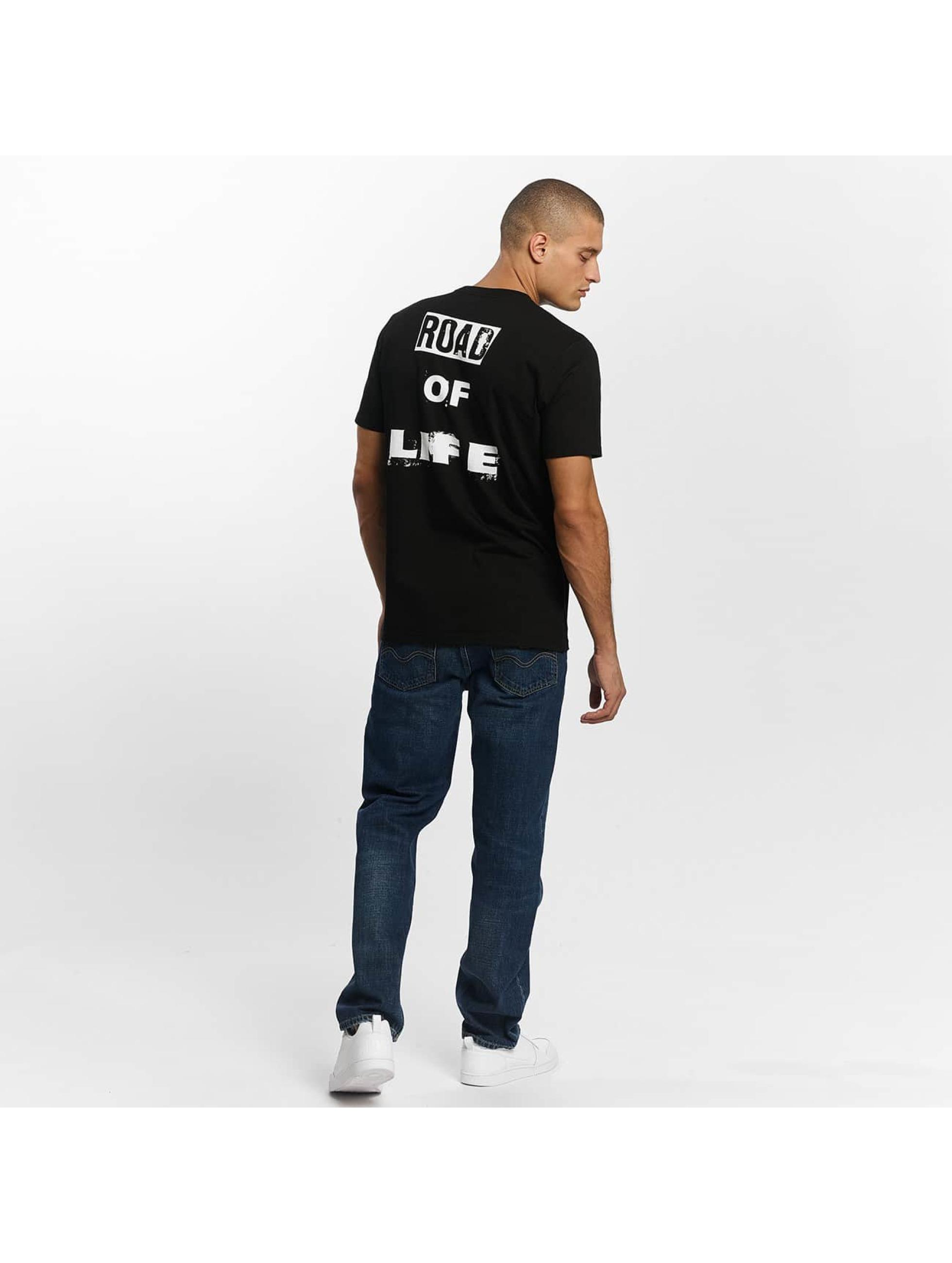 Carhartt WIP Straight Fit Jeans Edgewood Marlow blå