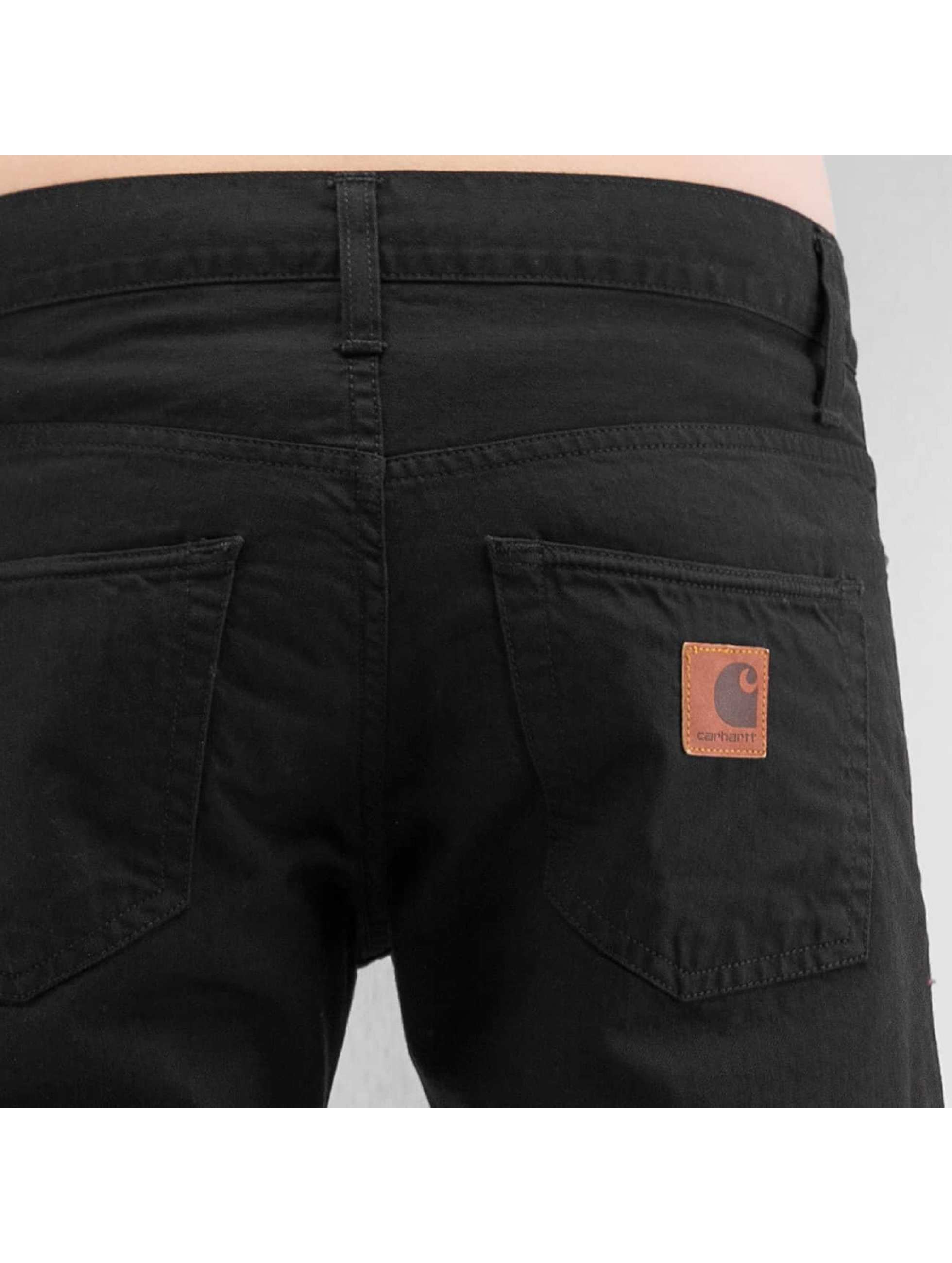 Carhartt WIP Straight Fit Jeans Oakland black
