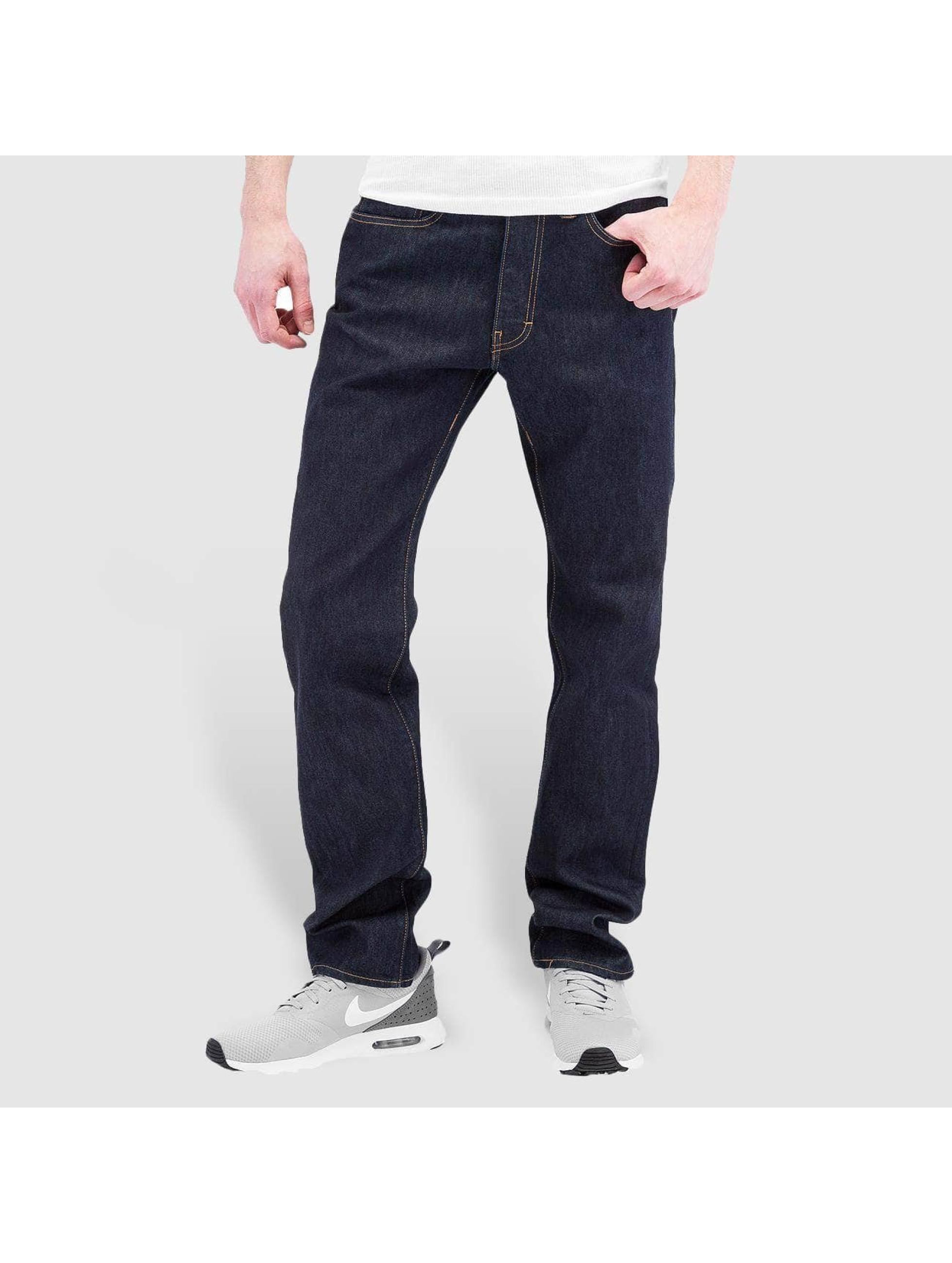 Carhartt WIP Straight Fit Jeans Cordura Rodney blau