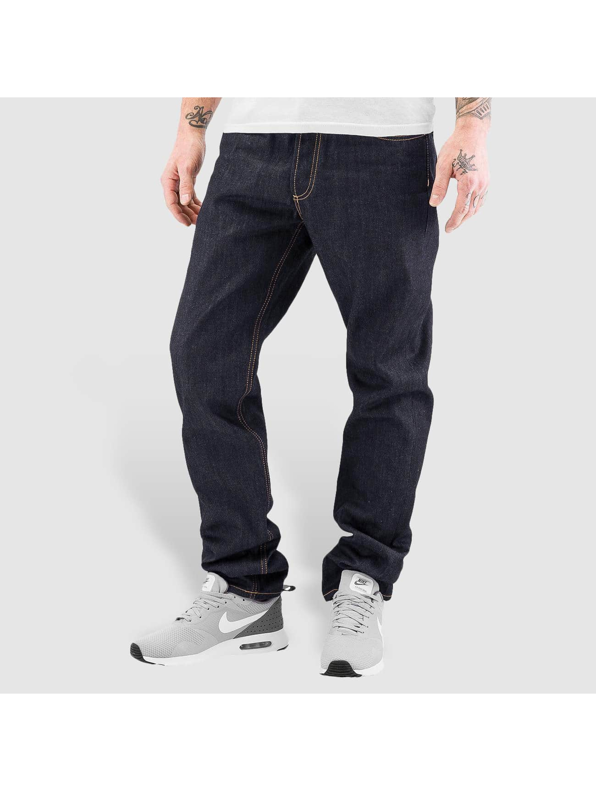 Straight Fit Jeans Hanford Texas in blau