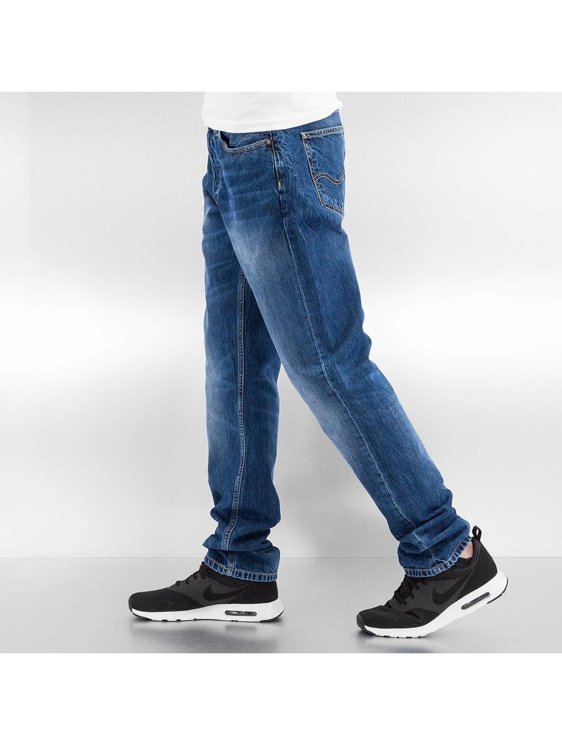 Carhartt WIP Straight Fit Jeans Hanford Texas blau