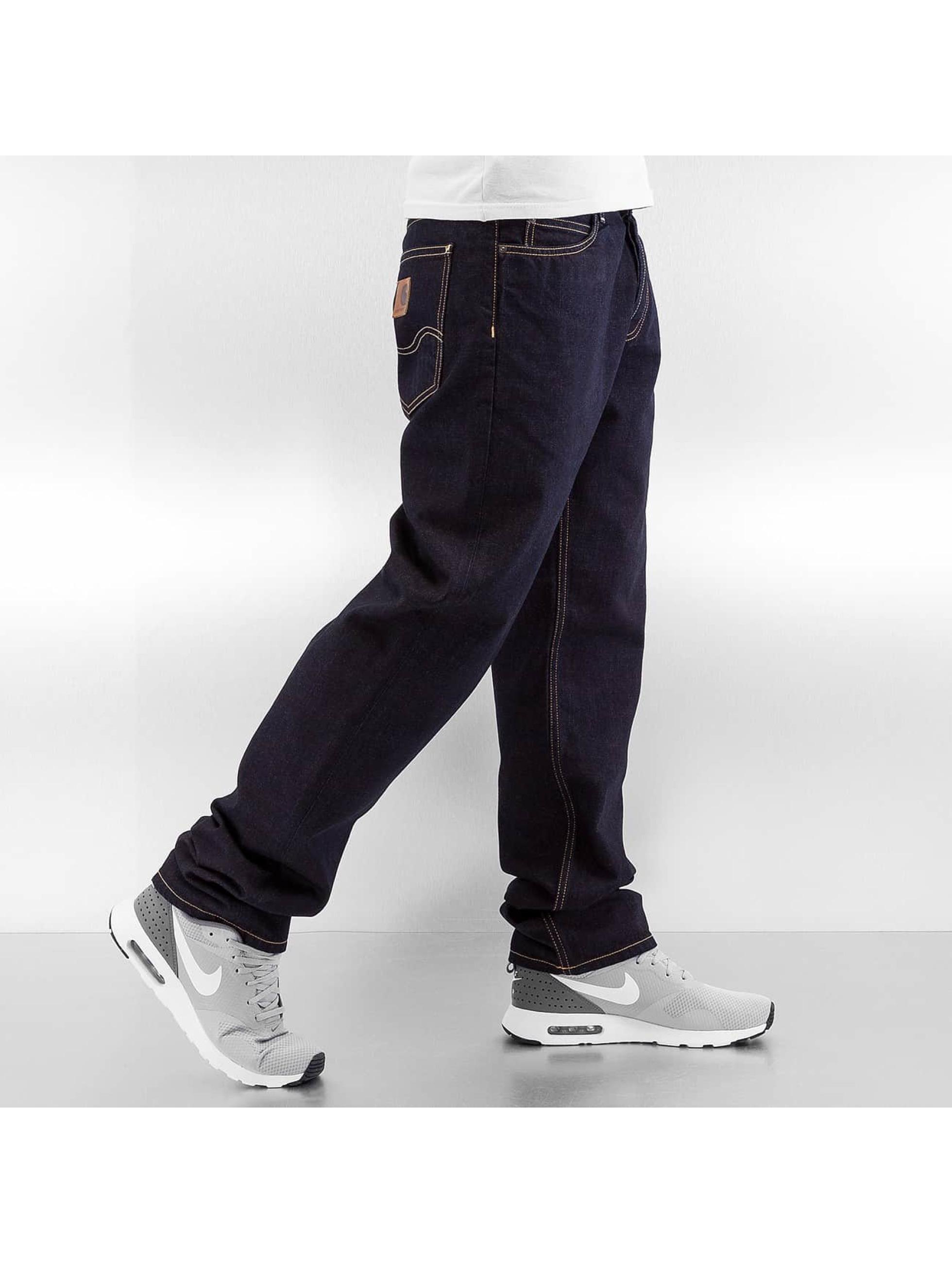 Carhartt WIP Straight Fit Jeans Otero Marlow blau