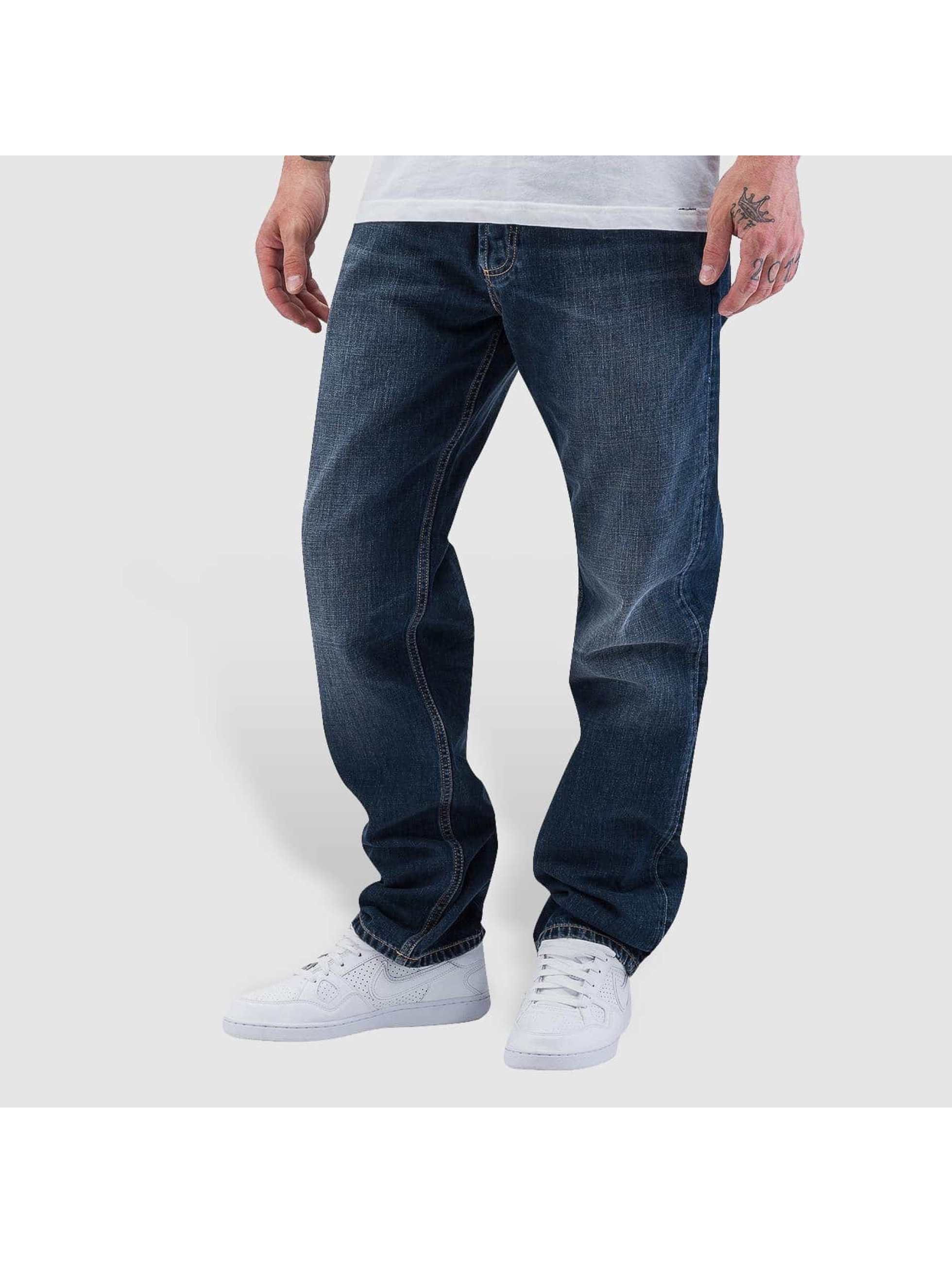 Carhartt WIP Straight Fit Jeans Otero Marlow blue