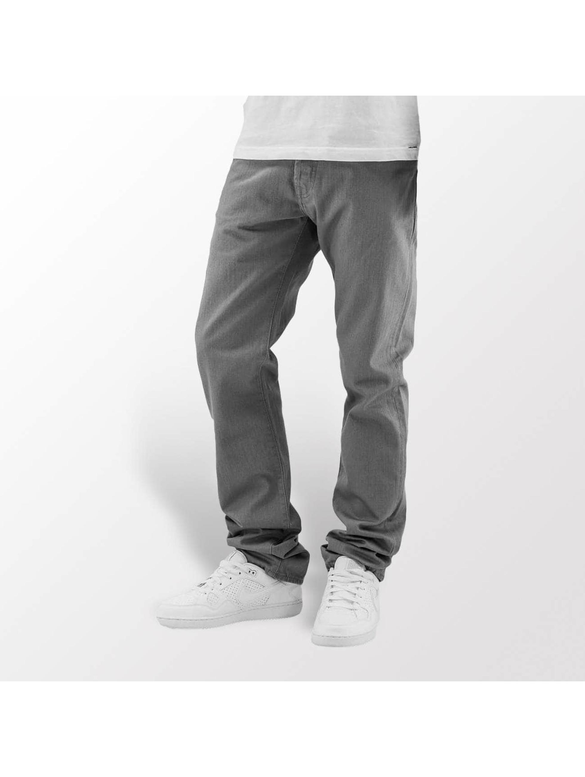 Carhartt WIP Straight Fit Jeans WIP Orleans Slim Fit Klondike grå