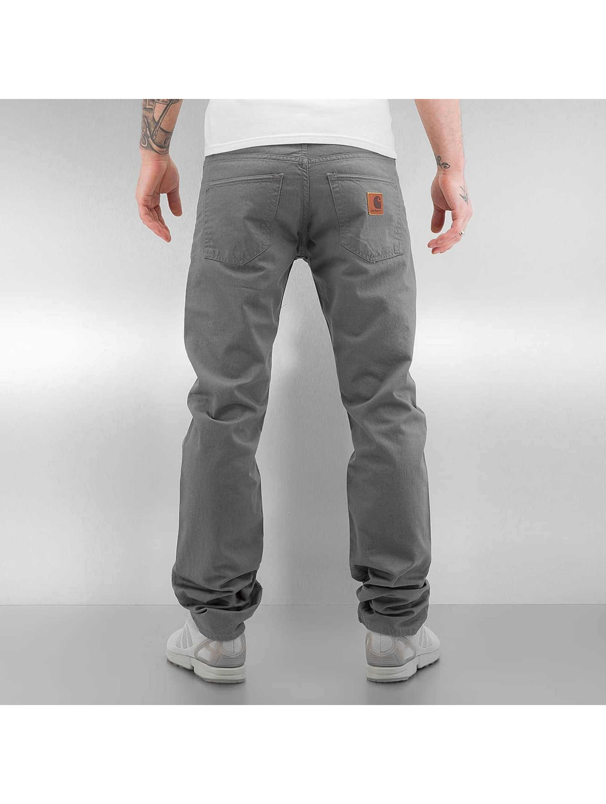 Carhartt WIP Straight Fit Jeans Oakland grey