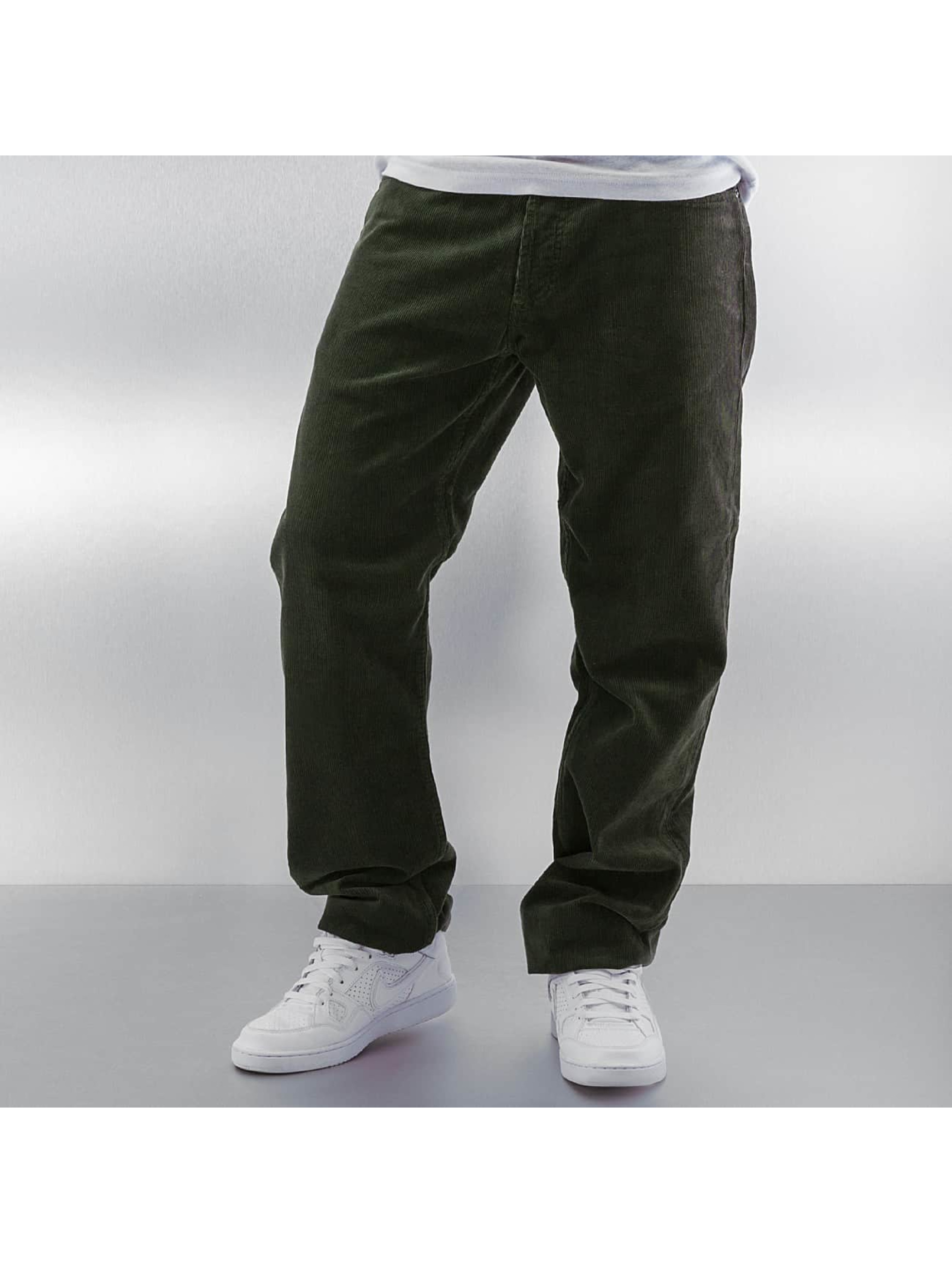 Carhartt WIP Straight Fit Jeans Cortland Marlow olive