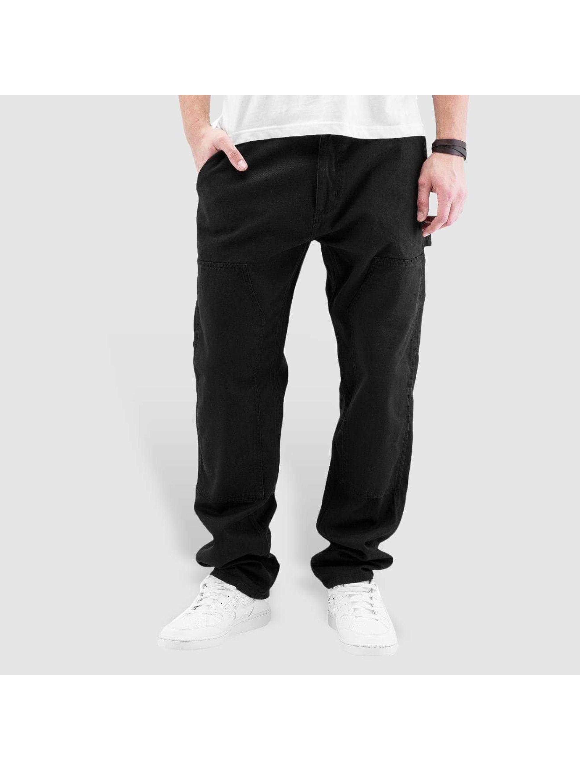 Carhartt WIP Straight Fit Jeans Dillon schwarz