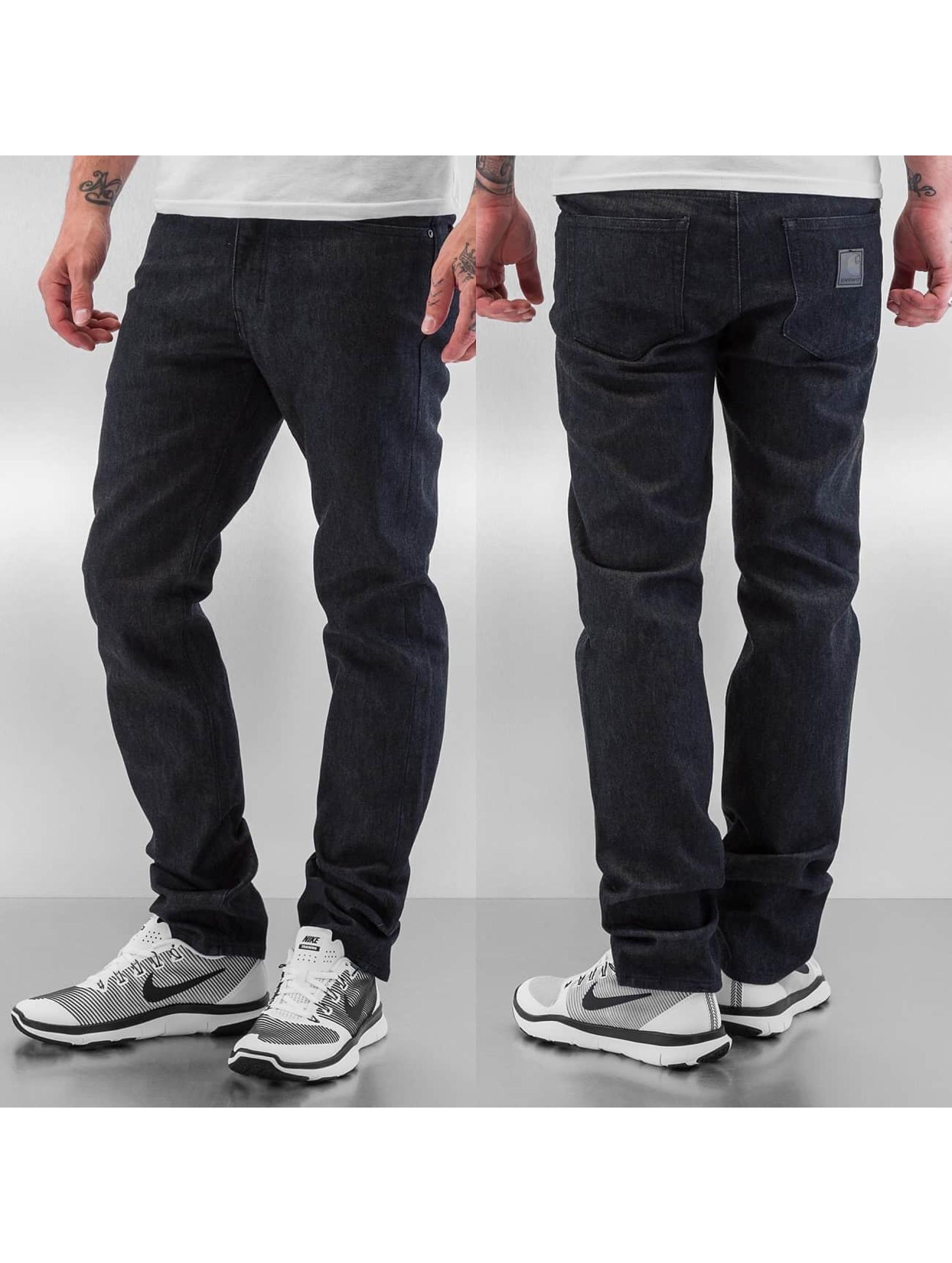 Carhartt WIP Straight Fit Jeans Cordura Rodney schwarz