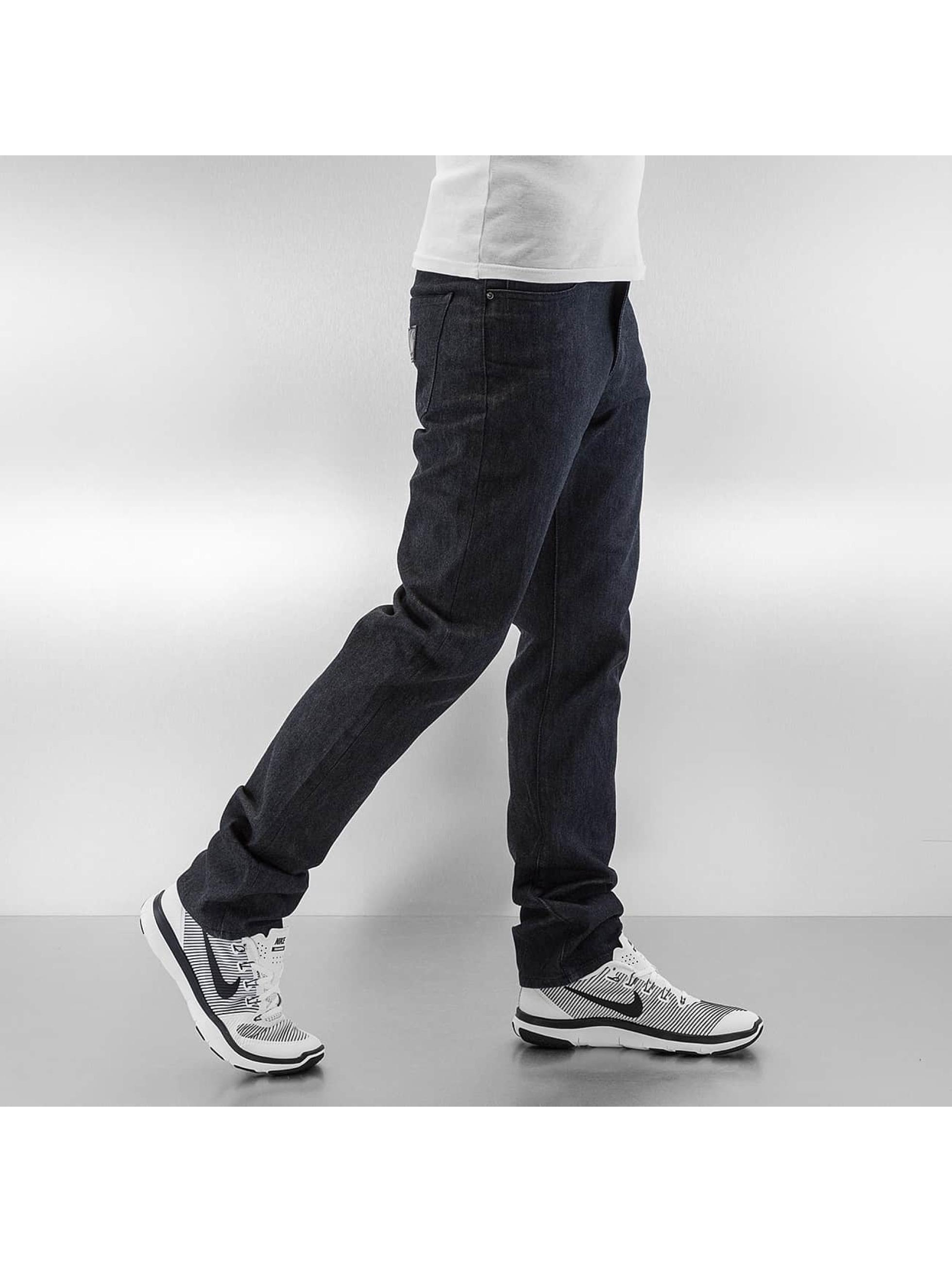 Carhartt WIP Straight Fit Jeans Cordura Rodney svart