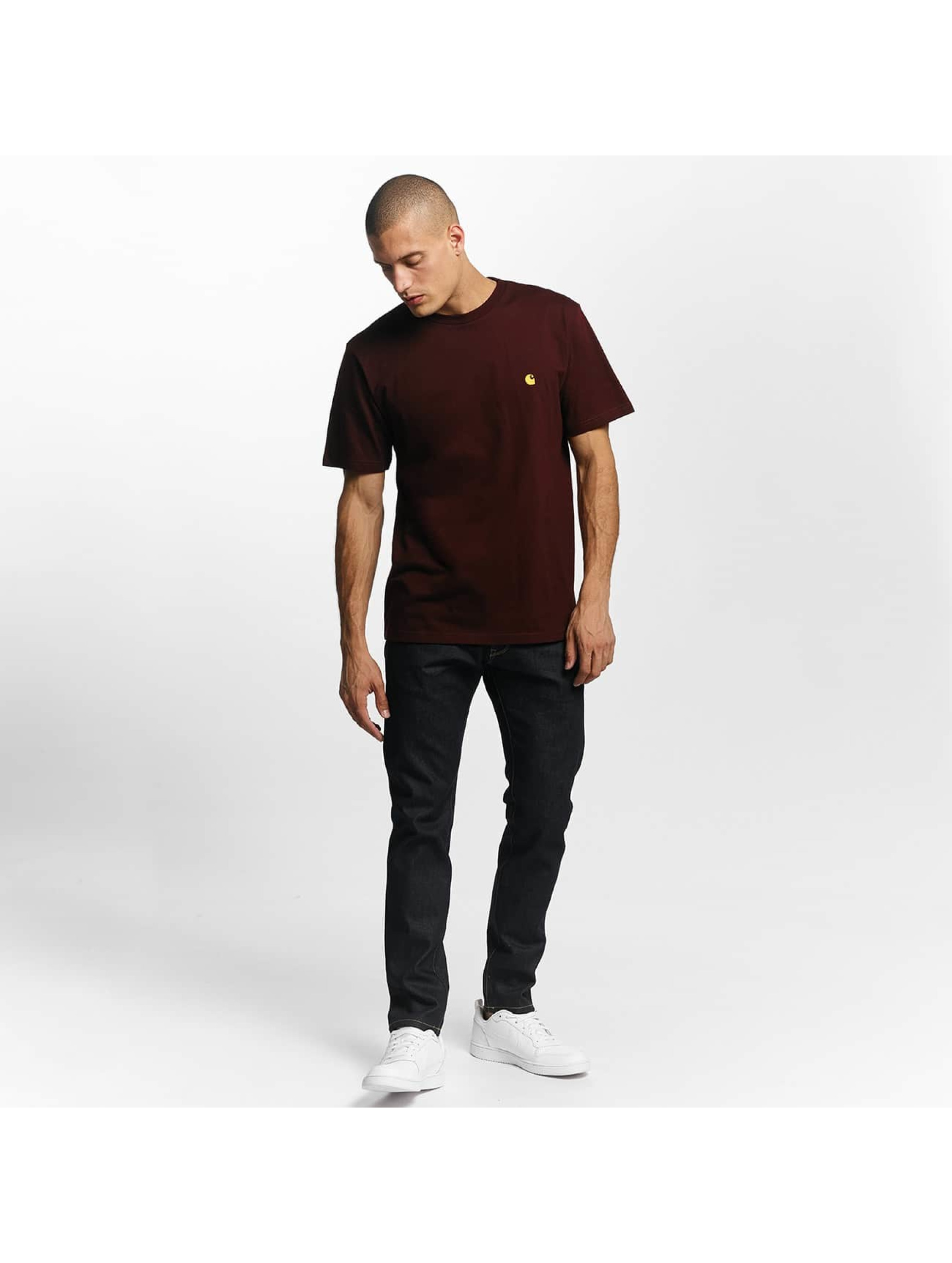 Carhartt WIP T-Shirt Chase red