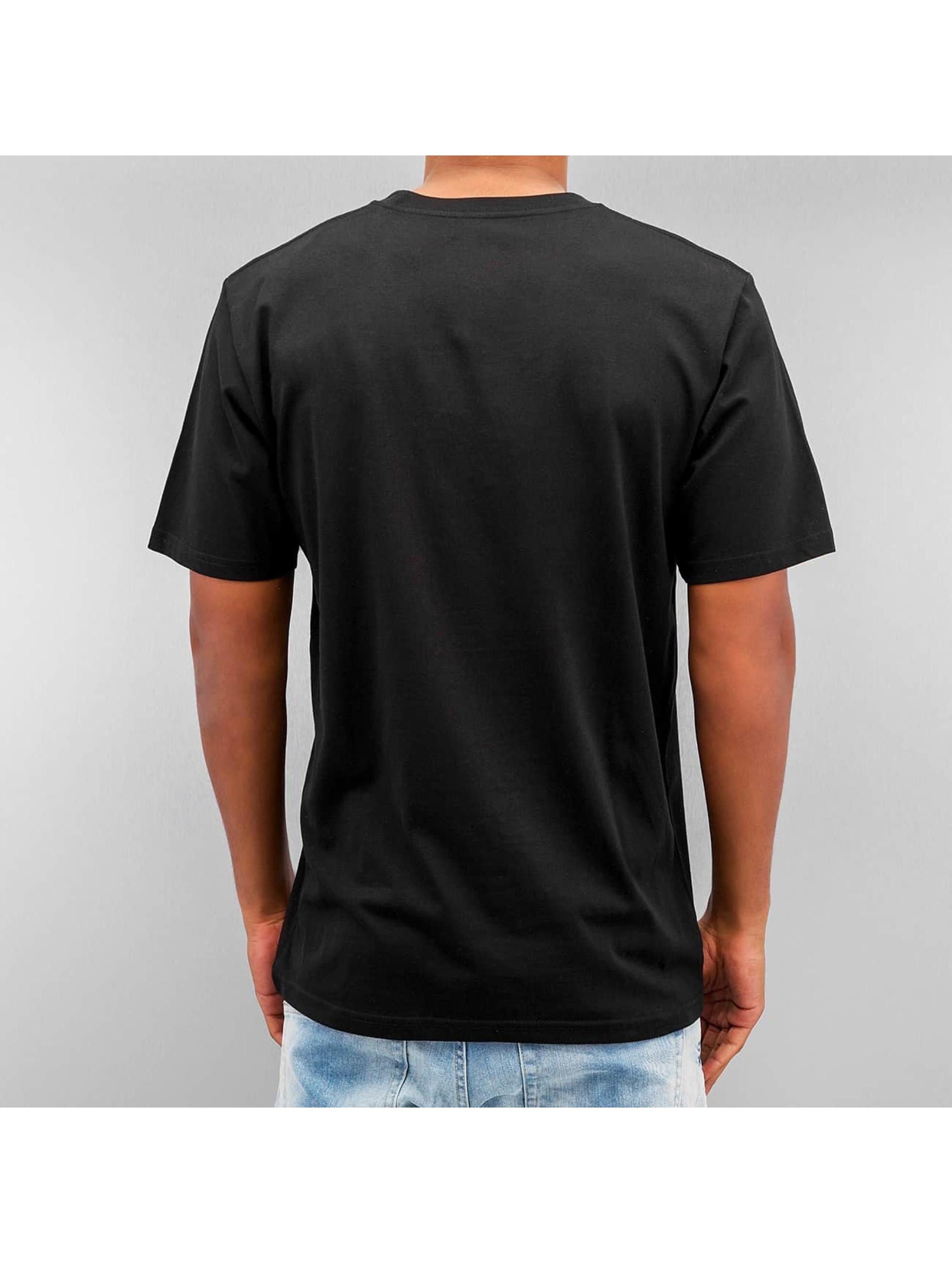 Carhartt WIP T-skjorter S/S Wip Script svart