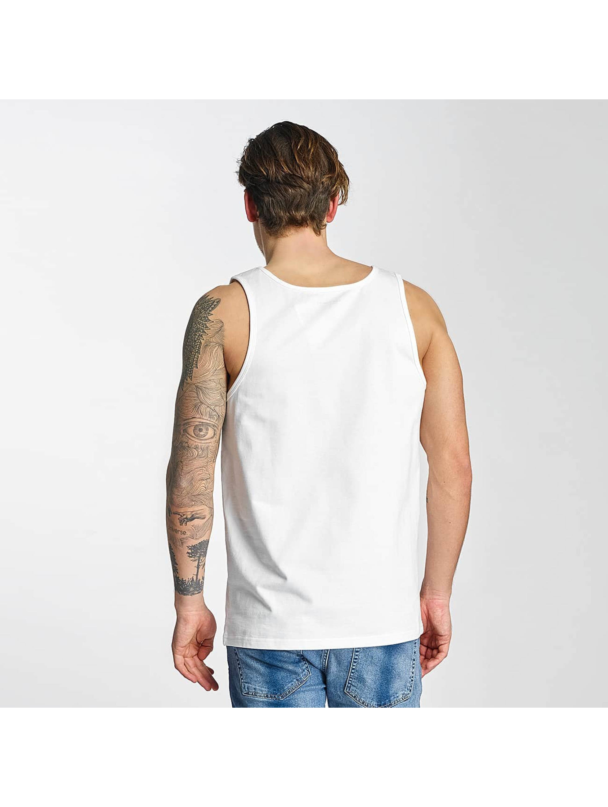Carhartt WIP Tank Tops Chase white