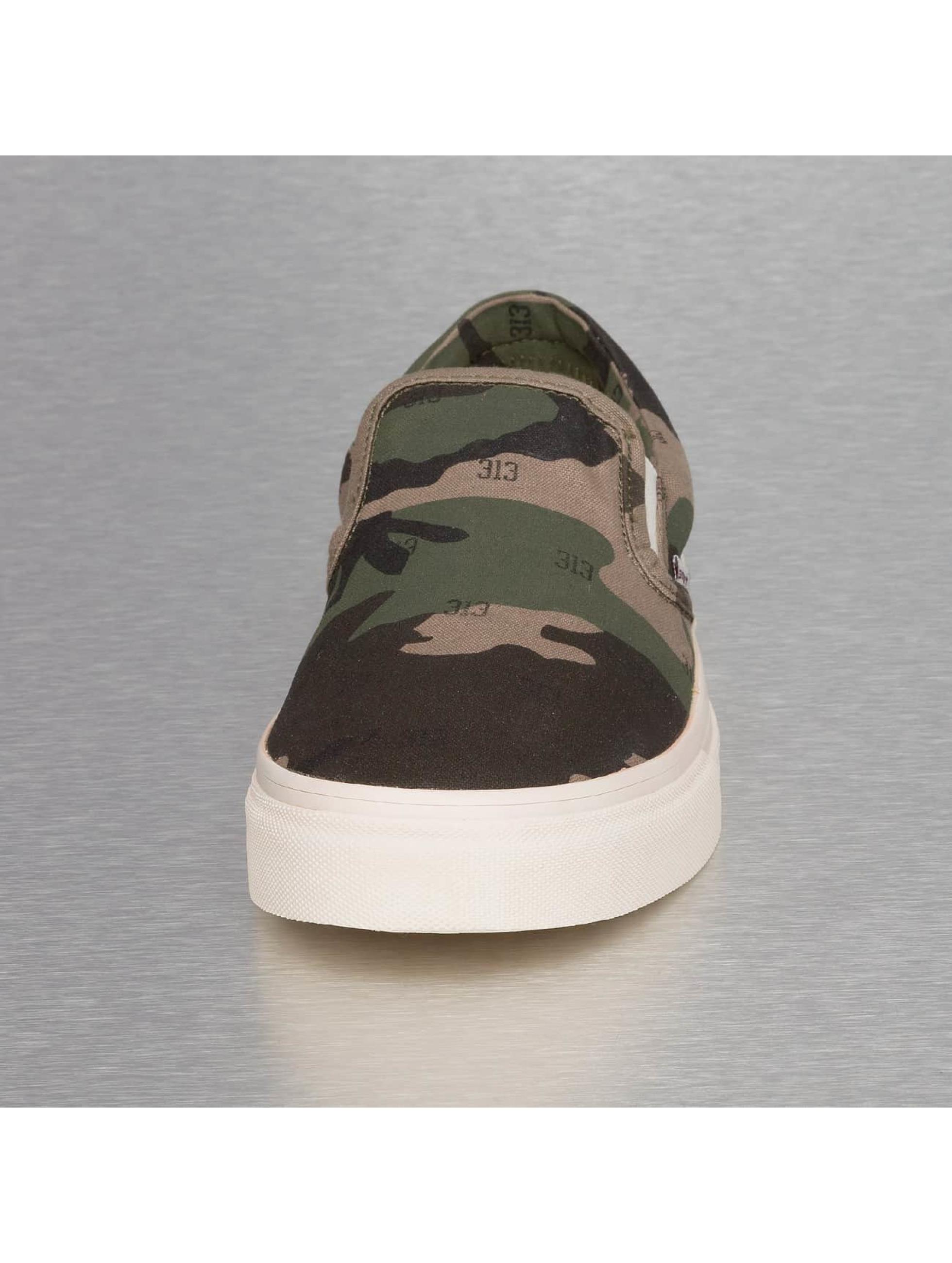 Carhartt WIP Tennarit Chicago camouflage
