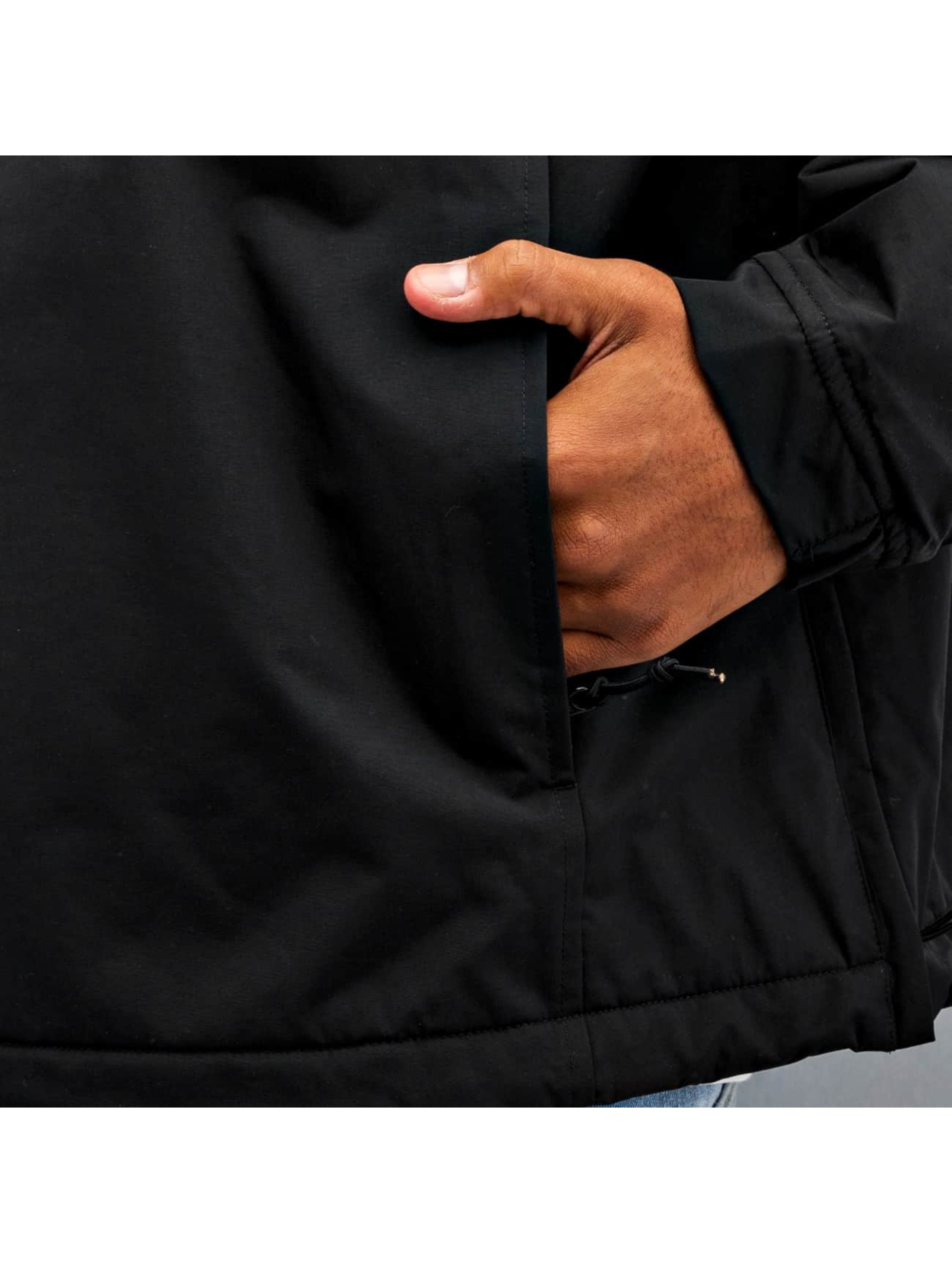 Carhartt WIP Übergangsjacke Supplex Nimbus schwarz