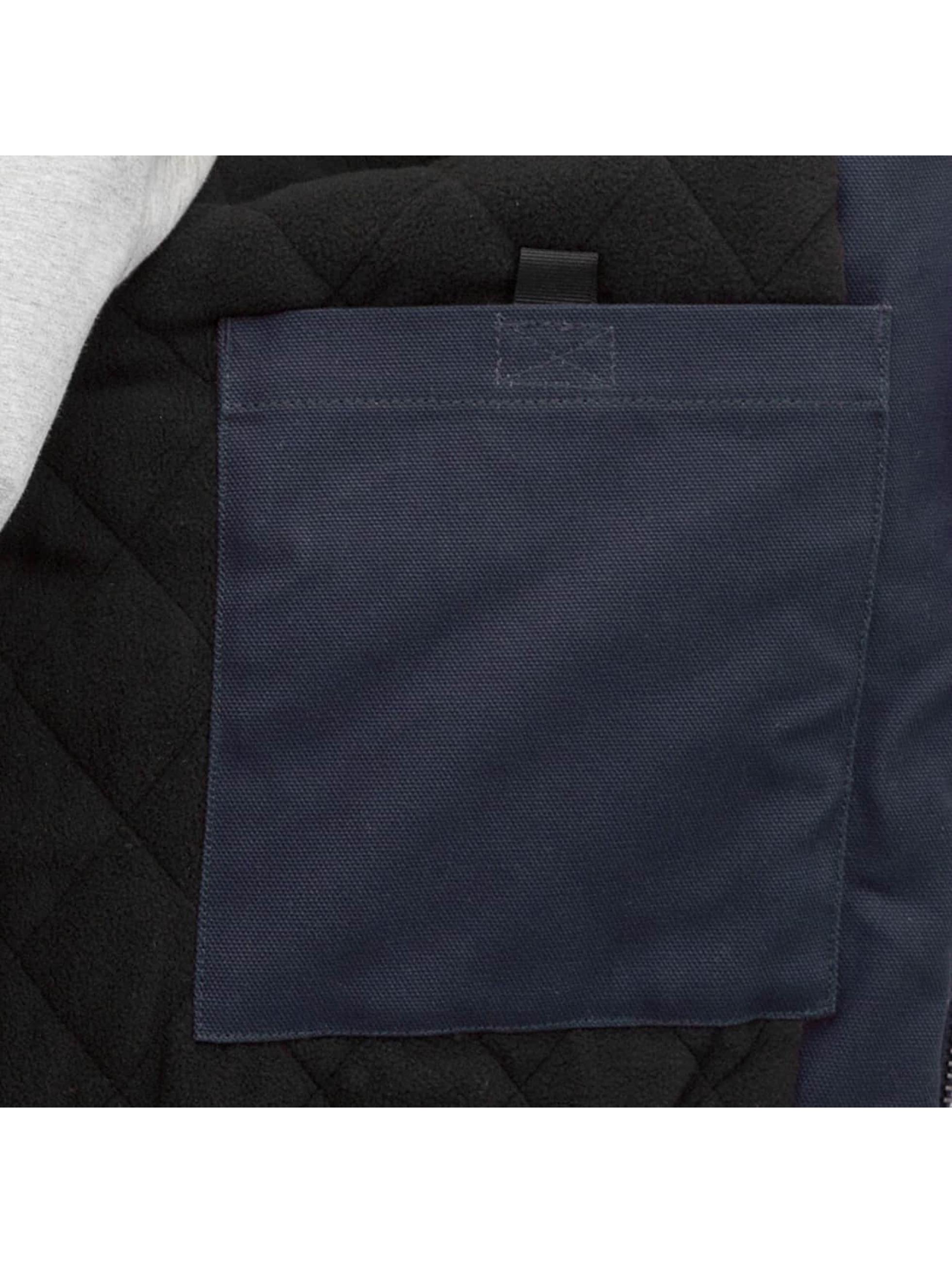 Carhartt WIP Winterjacke Dearborn Canvas Active blau
