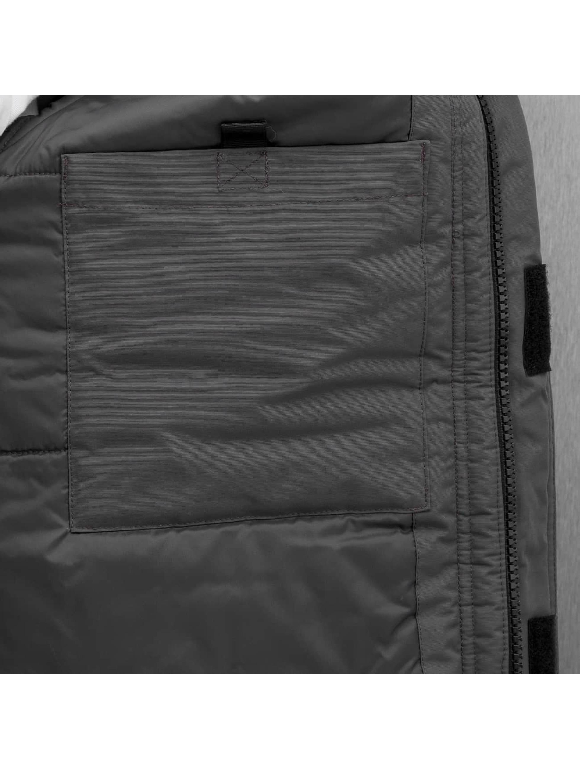 Carhartt WIP Winterjacke Tactel Ottoman Kodiak Blouson schwarz