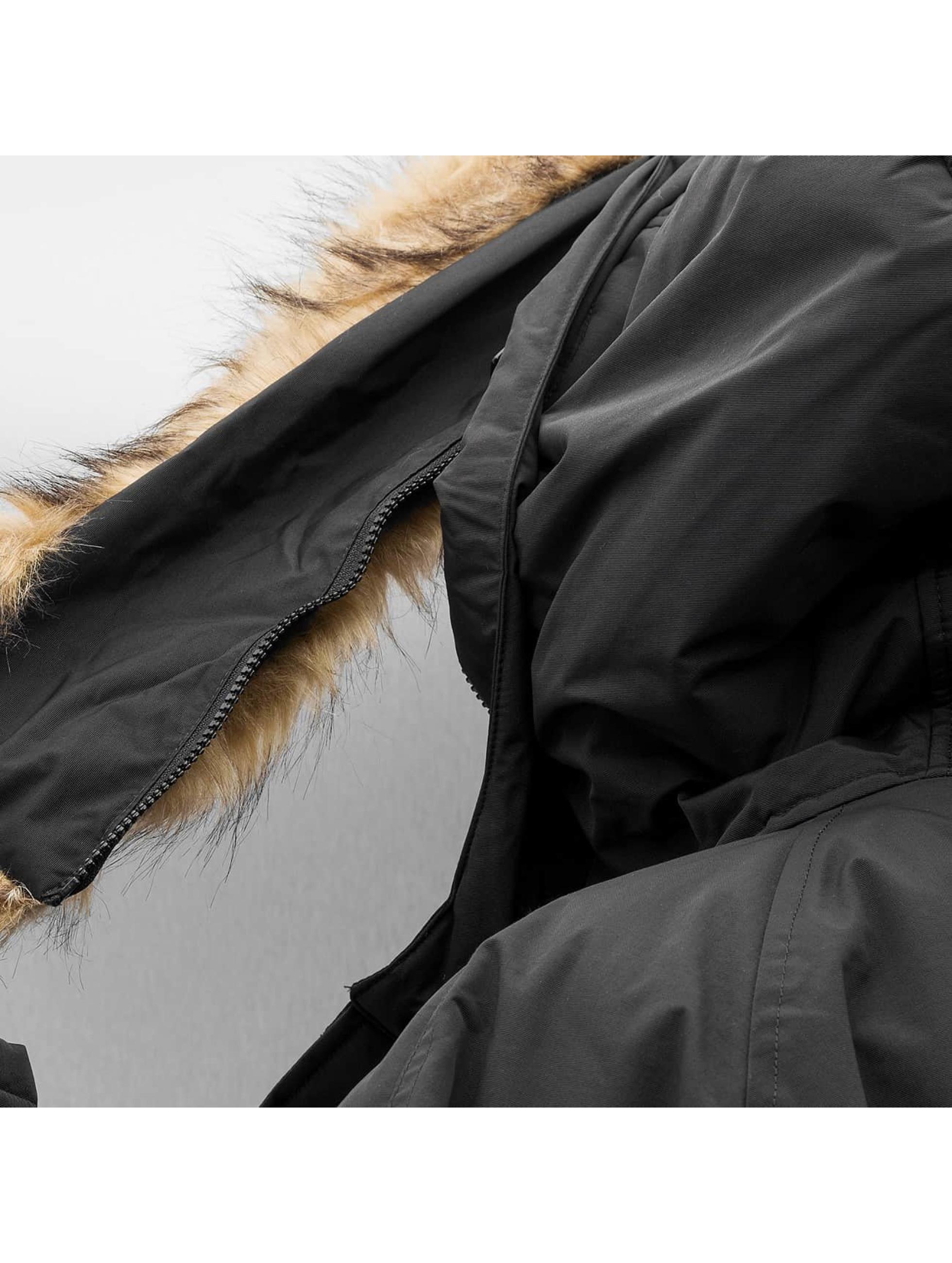 Carhartt WIP Zimné bundy Anchorage èierna